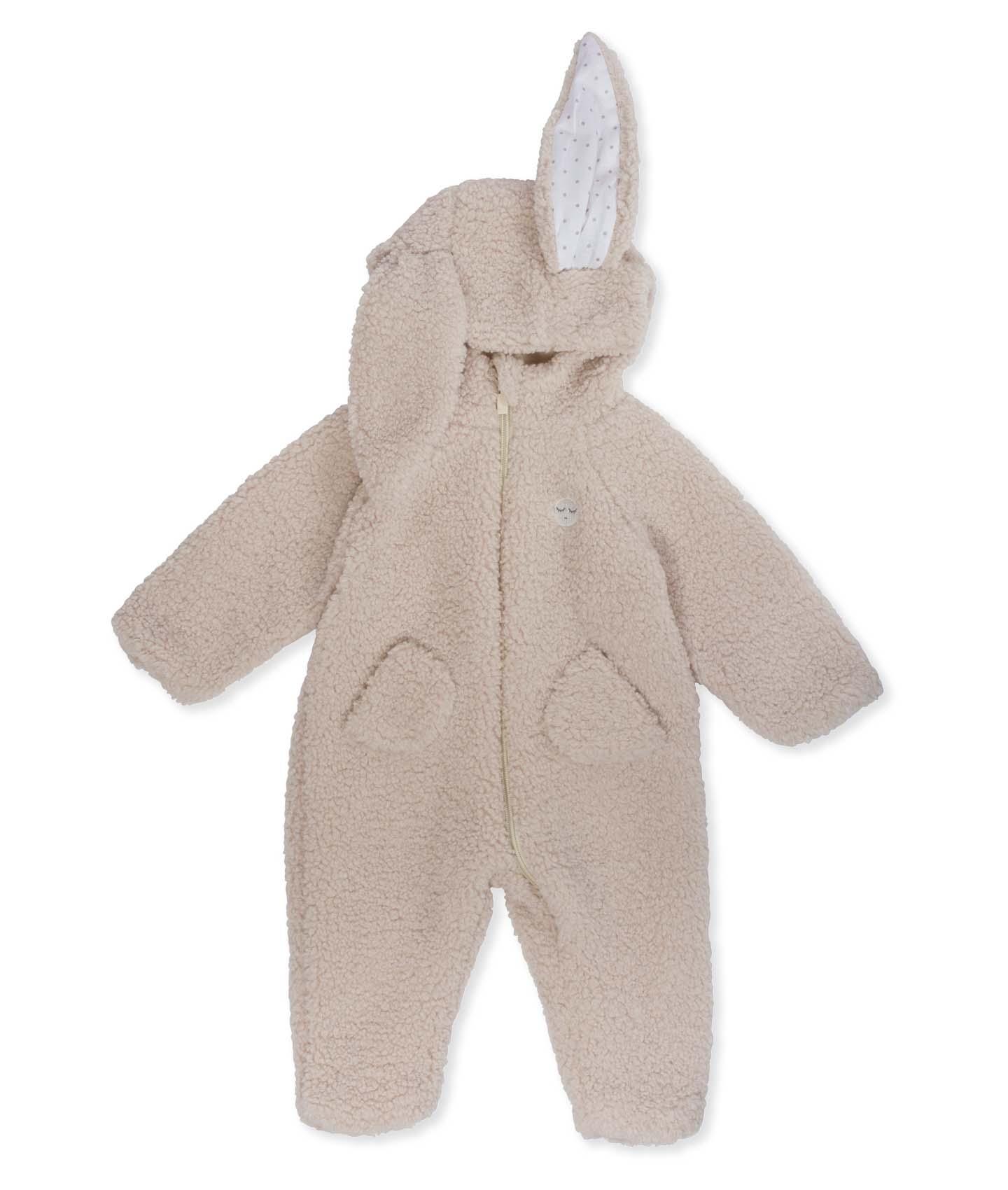 Livly Fleece Bunny Overall