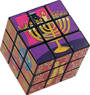 Chanuka Magic Cube