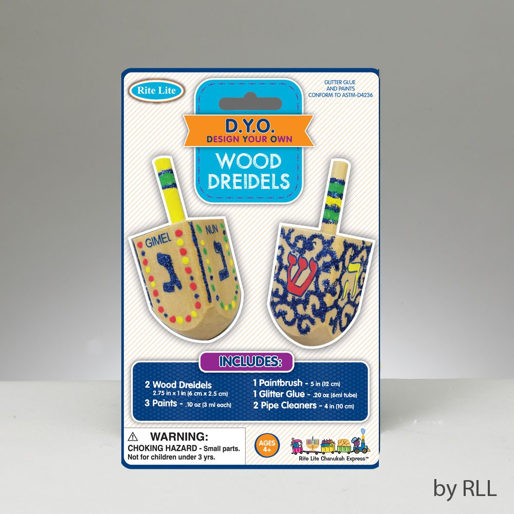 Design a Dreidel Kit (2)