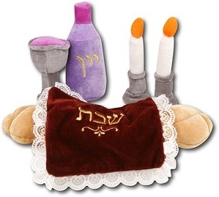 My Soft Shabbat set