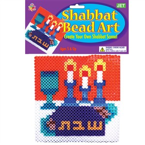 Bead Art - Shabbat