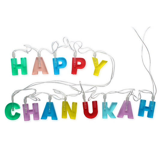 Chanuka string Lights