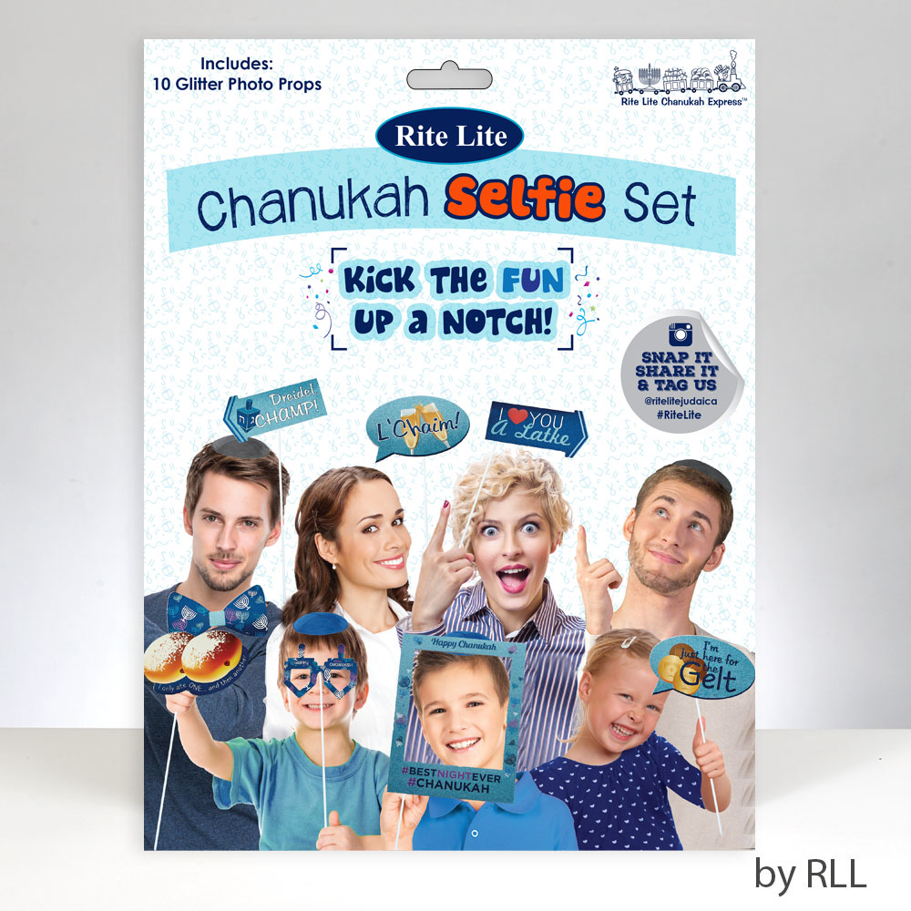 Chanuka Selfie Set