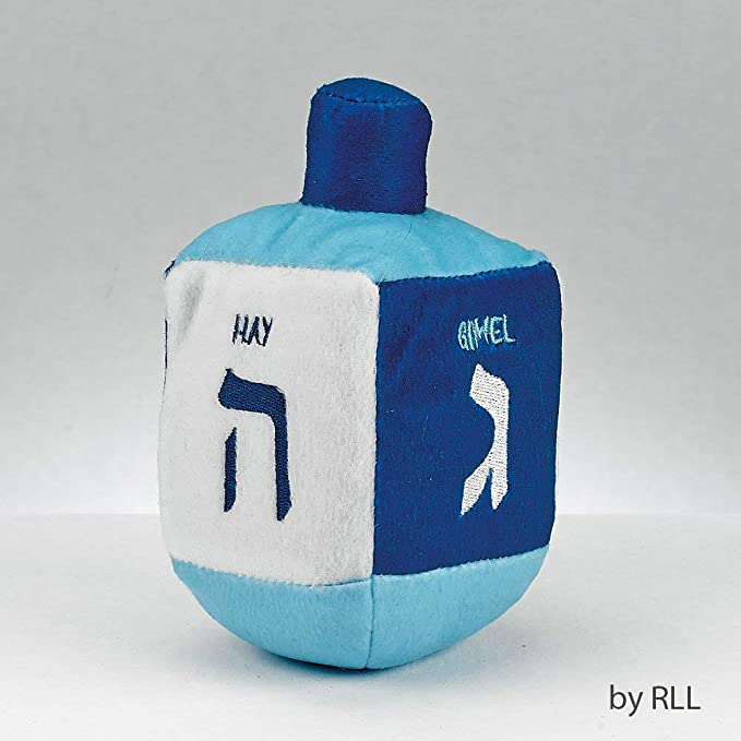 My soft Musical Dreidel
