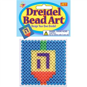 Bead Art – Dreidel