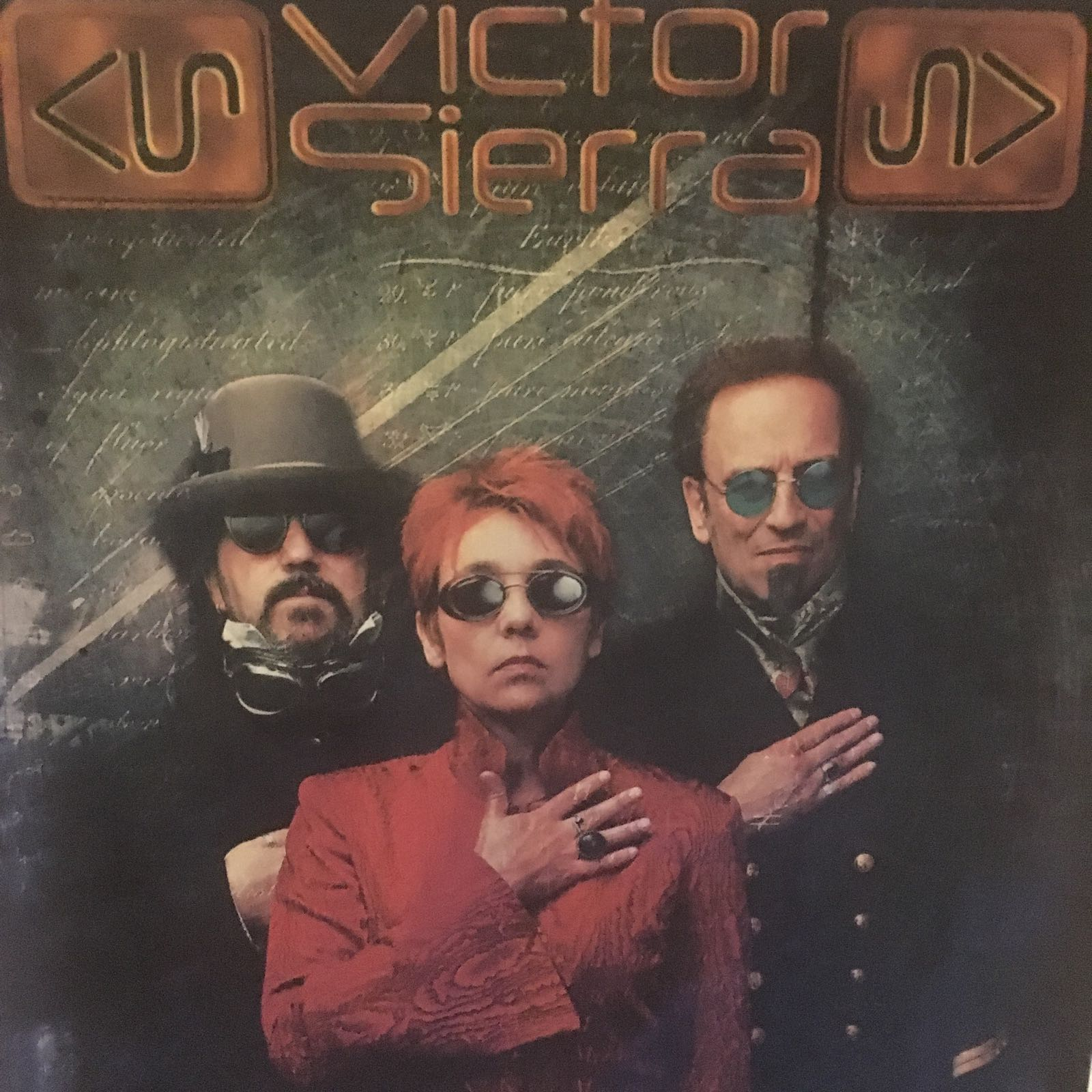 CD - Victor Sierra, 4 albums available