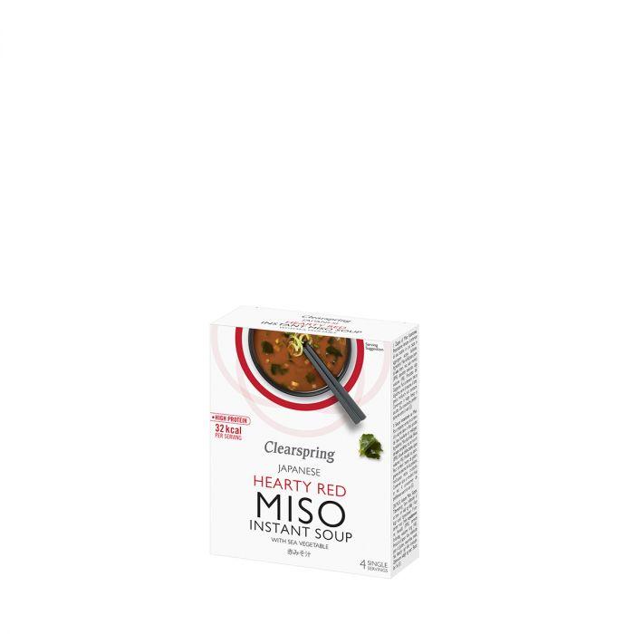 Red & Sea Veg Miso