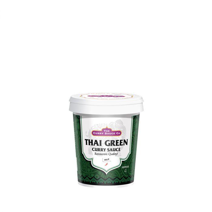 Thai Green Curry VE