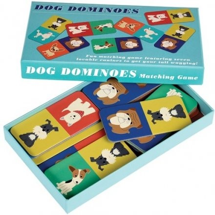 Doggy Dominoes  Have hours of fun with all the family.