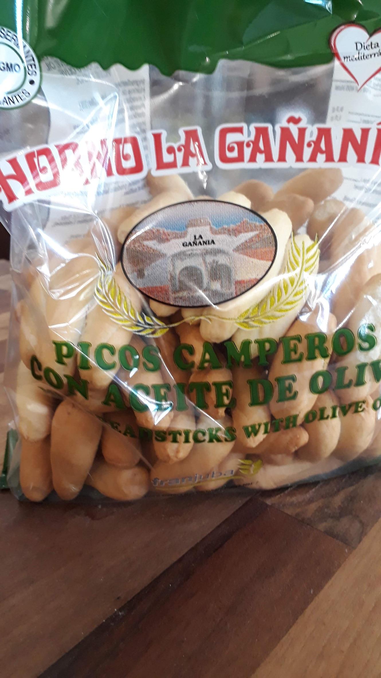 Picos de pan mini breadsticks 230g