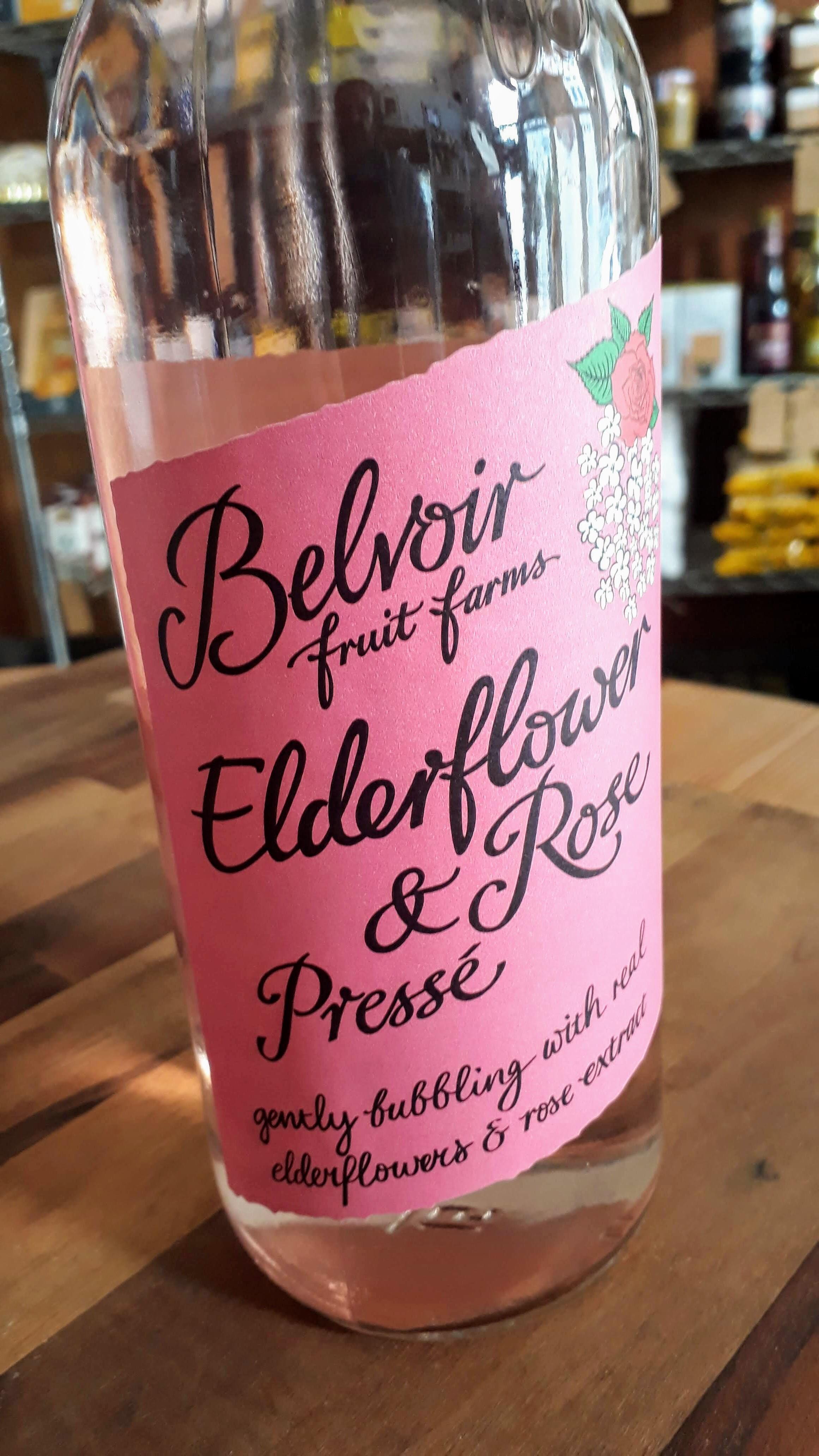 Belvoir Elderflower & Rose Presse