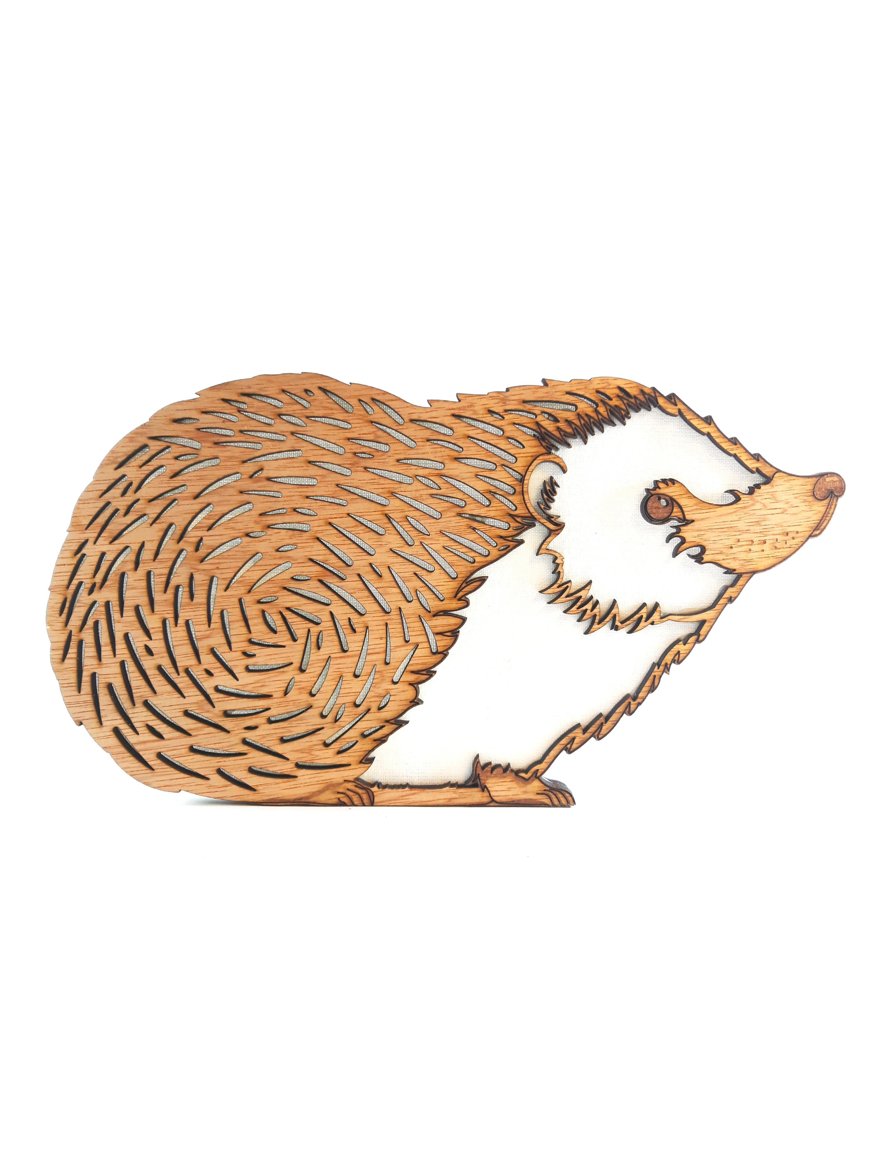 Lady Hedgerow, Hedgehog Lamp