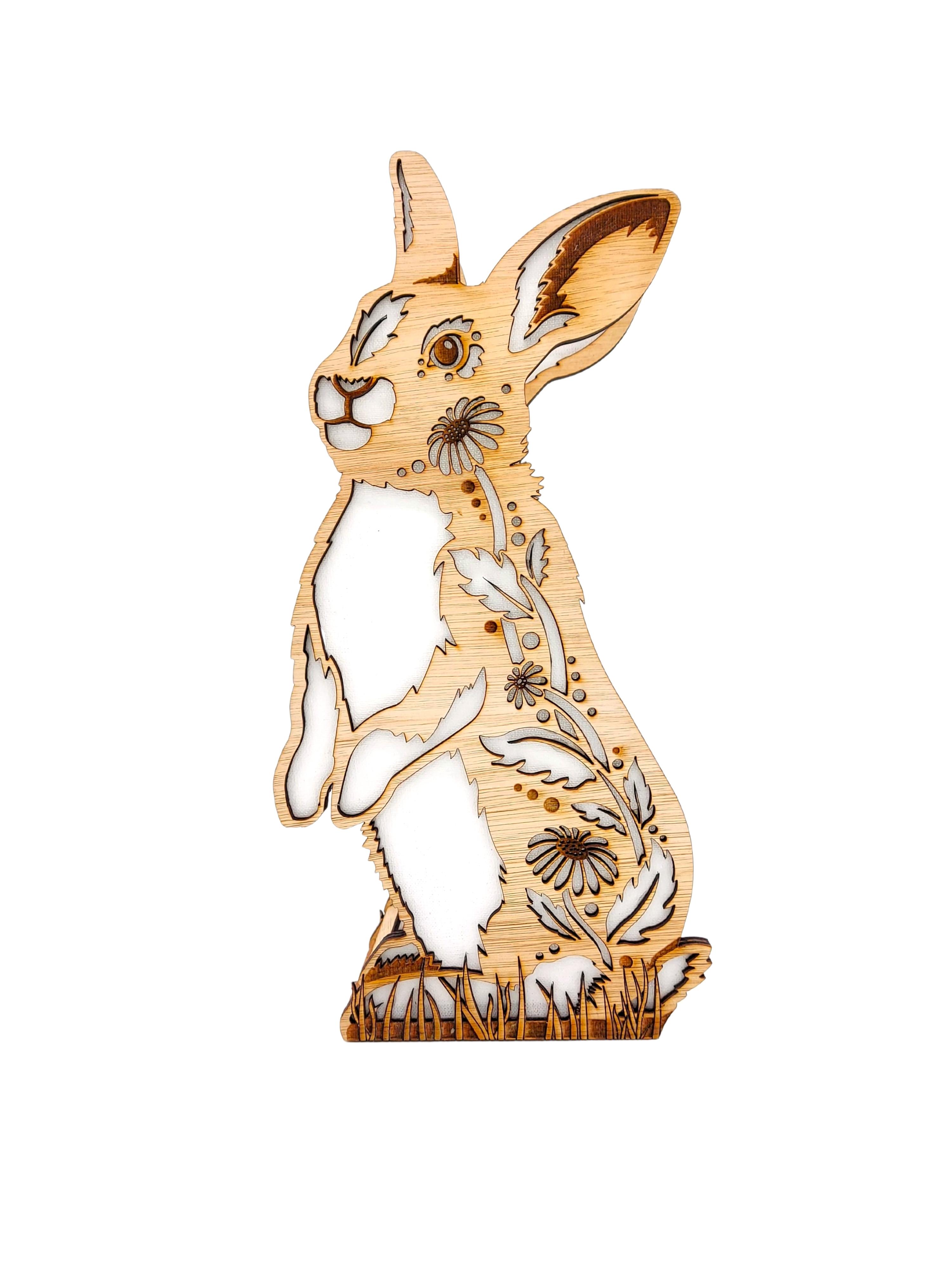 Daisy Bunny, Lamp