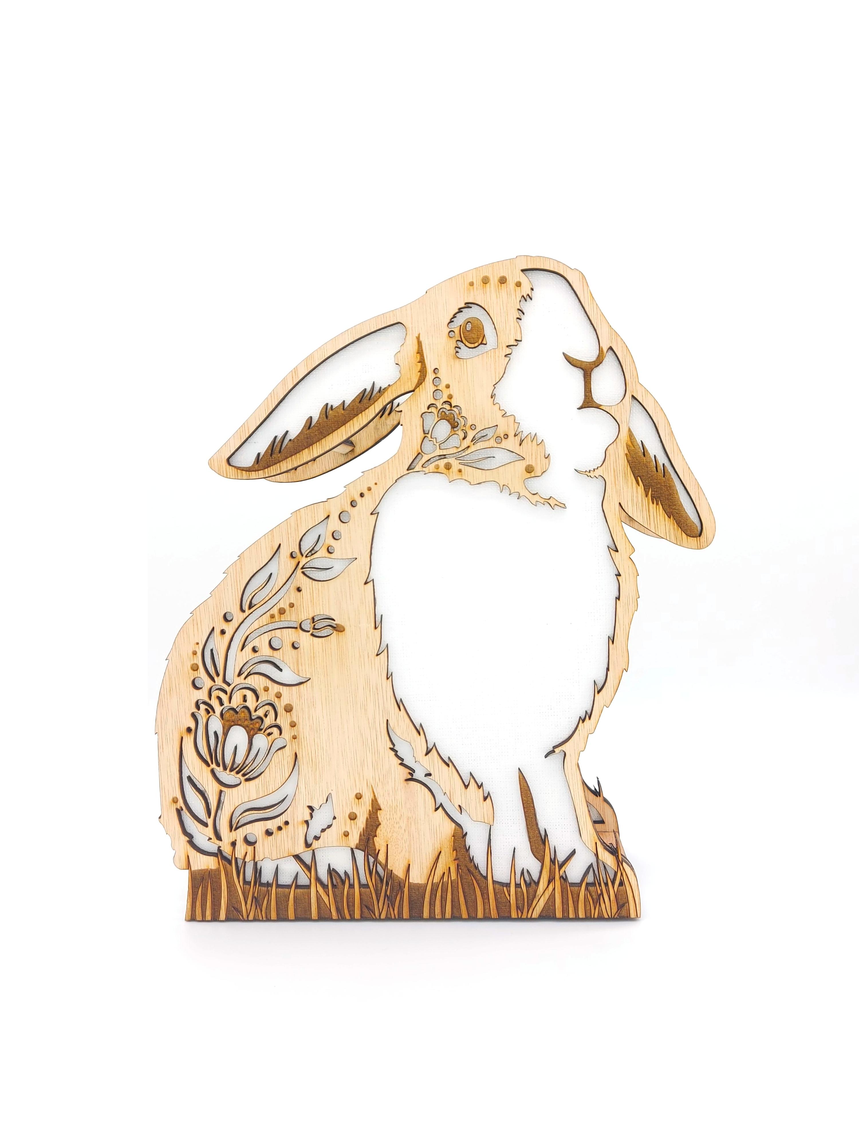 Clover Bunny, Lamp