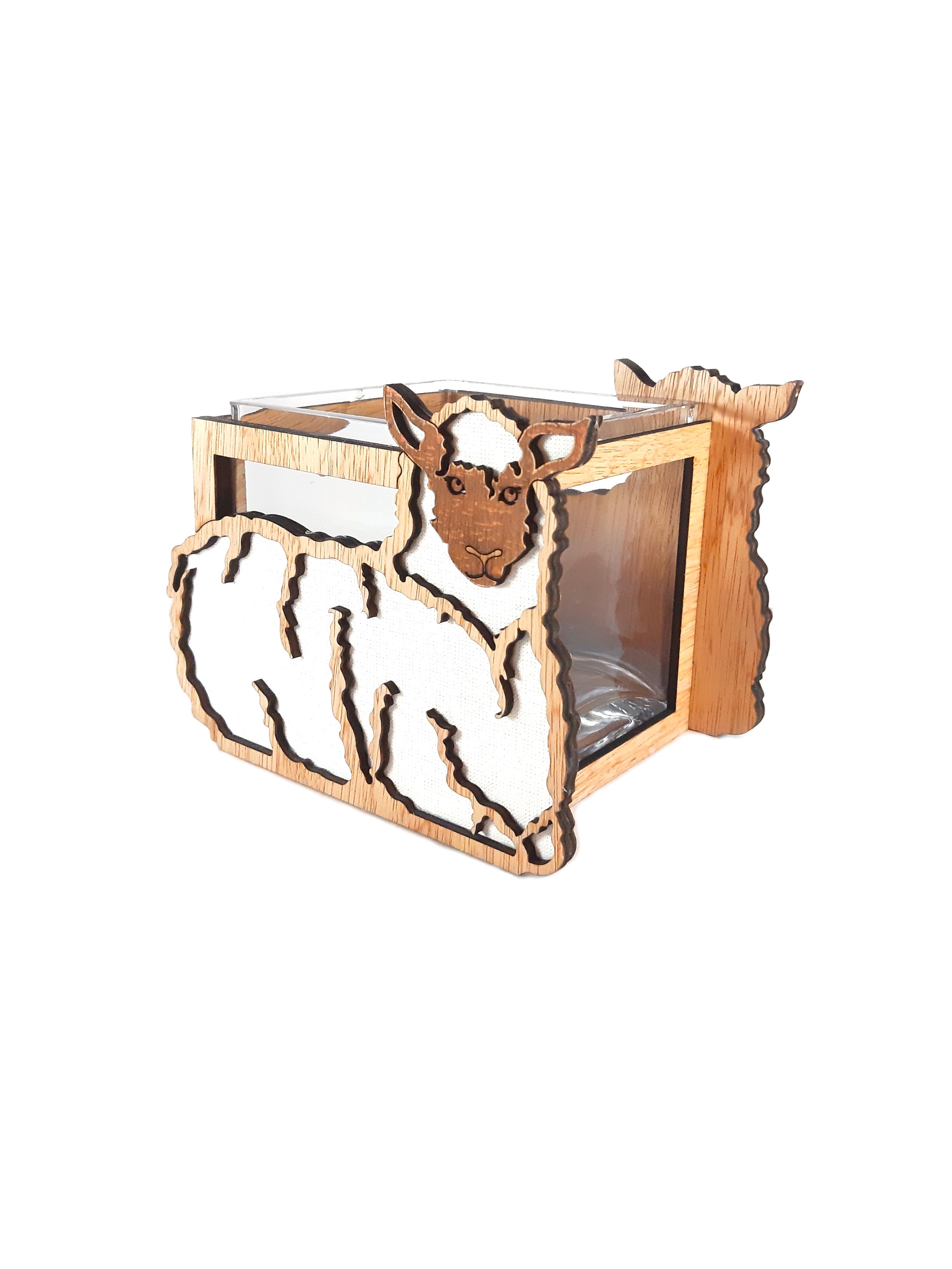 Sheep Vase