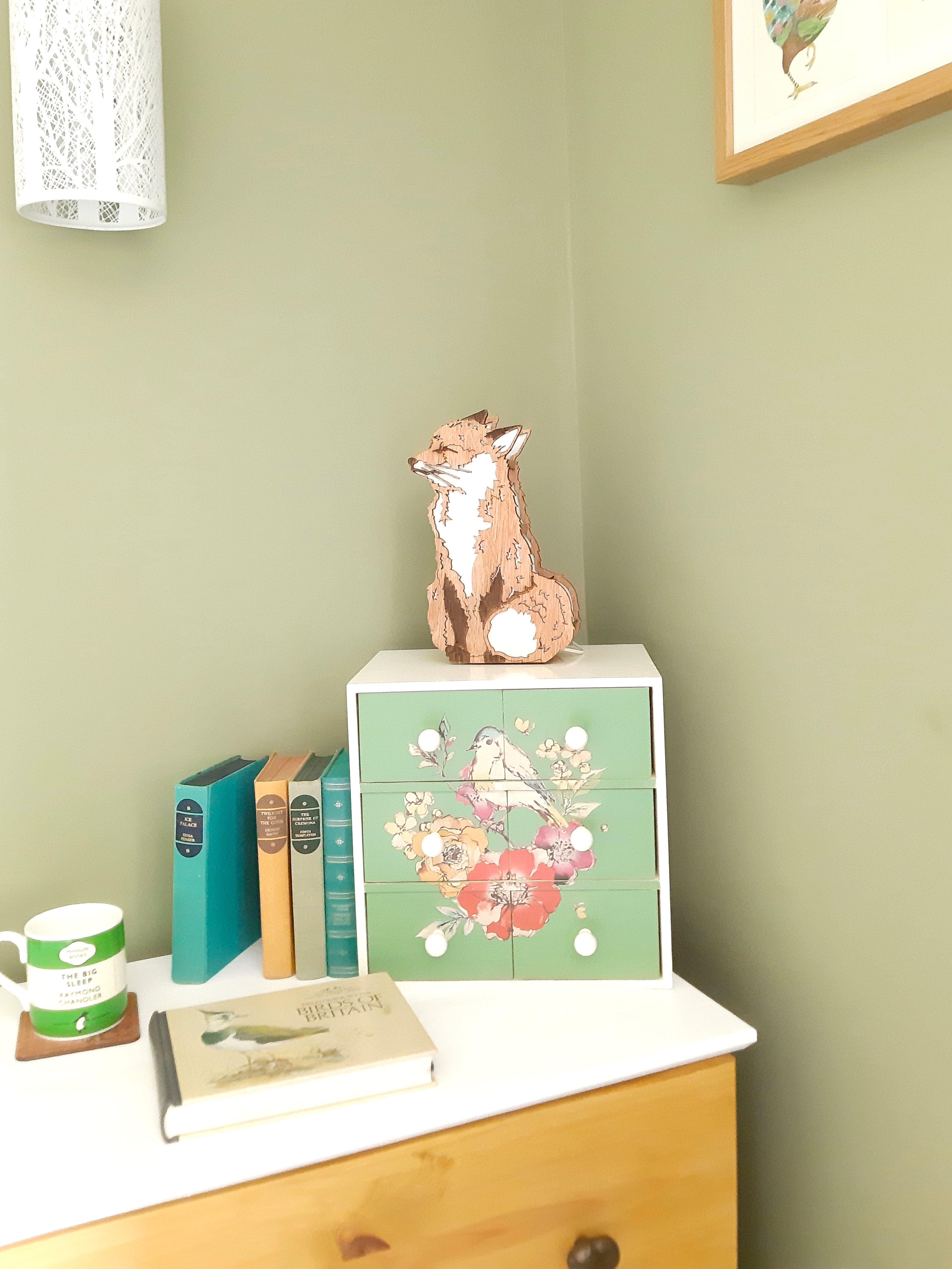 Happy Mr Fox, Lamp