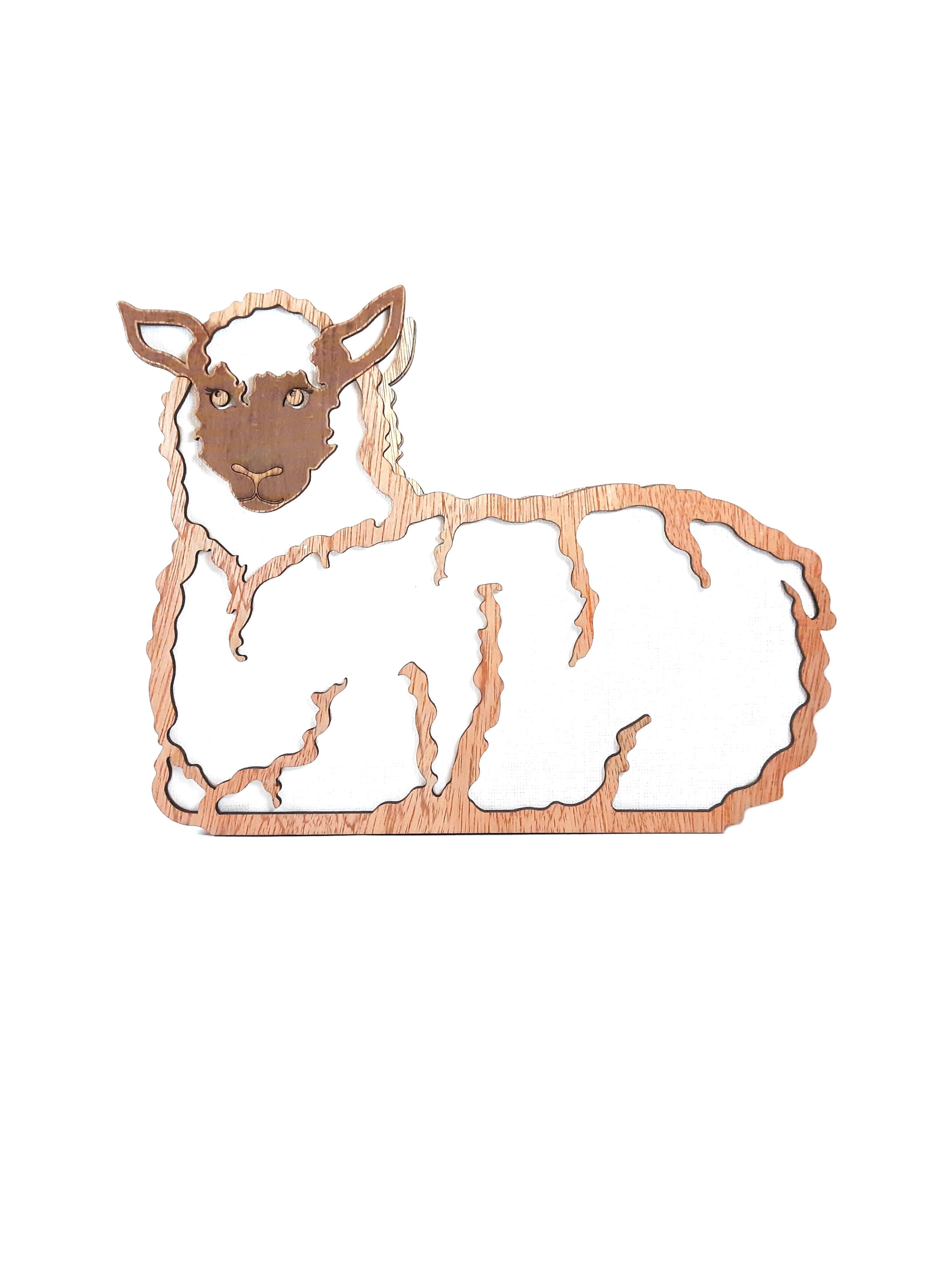 Llanwenog Sheep, Lamp