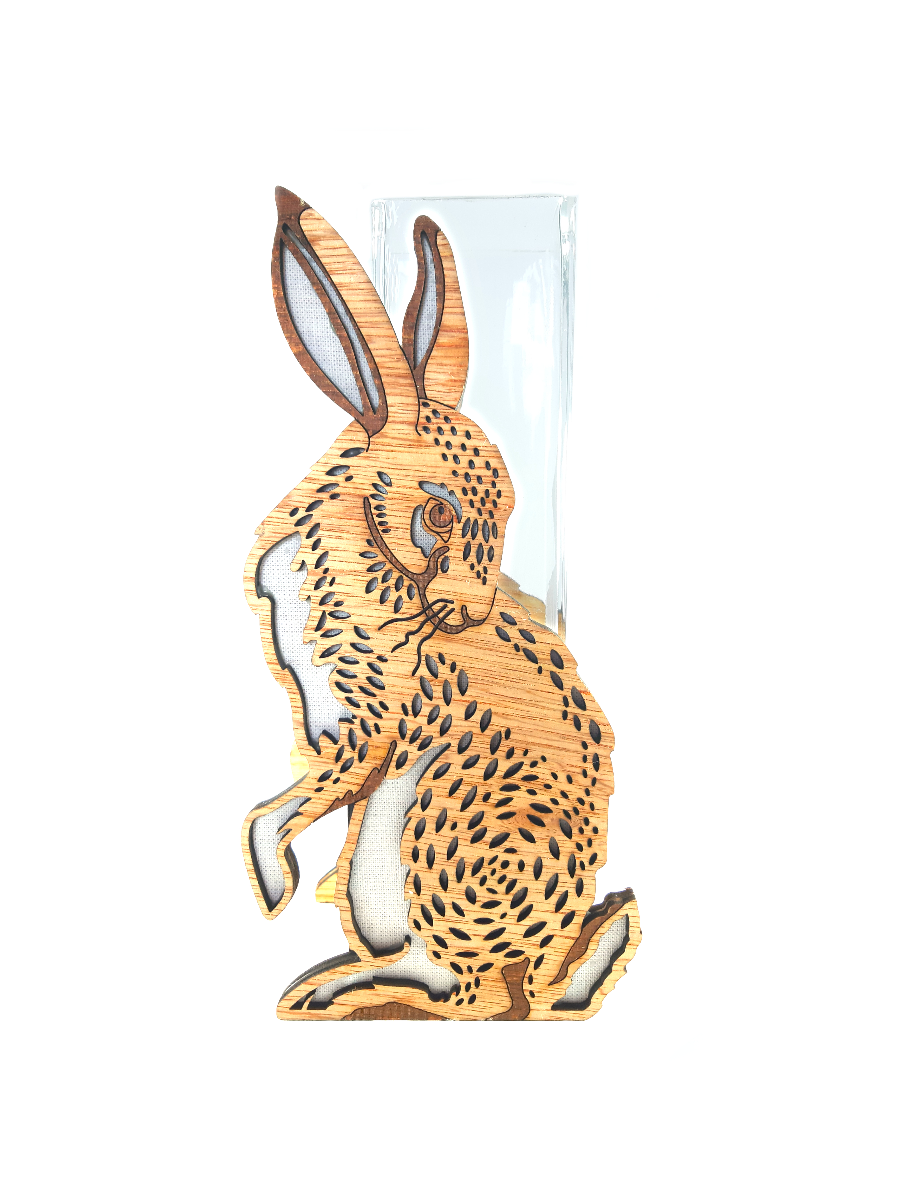 March Hare Vase