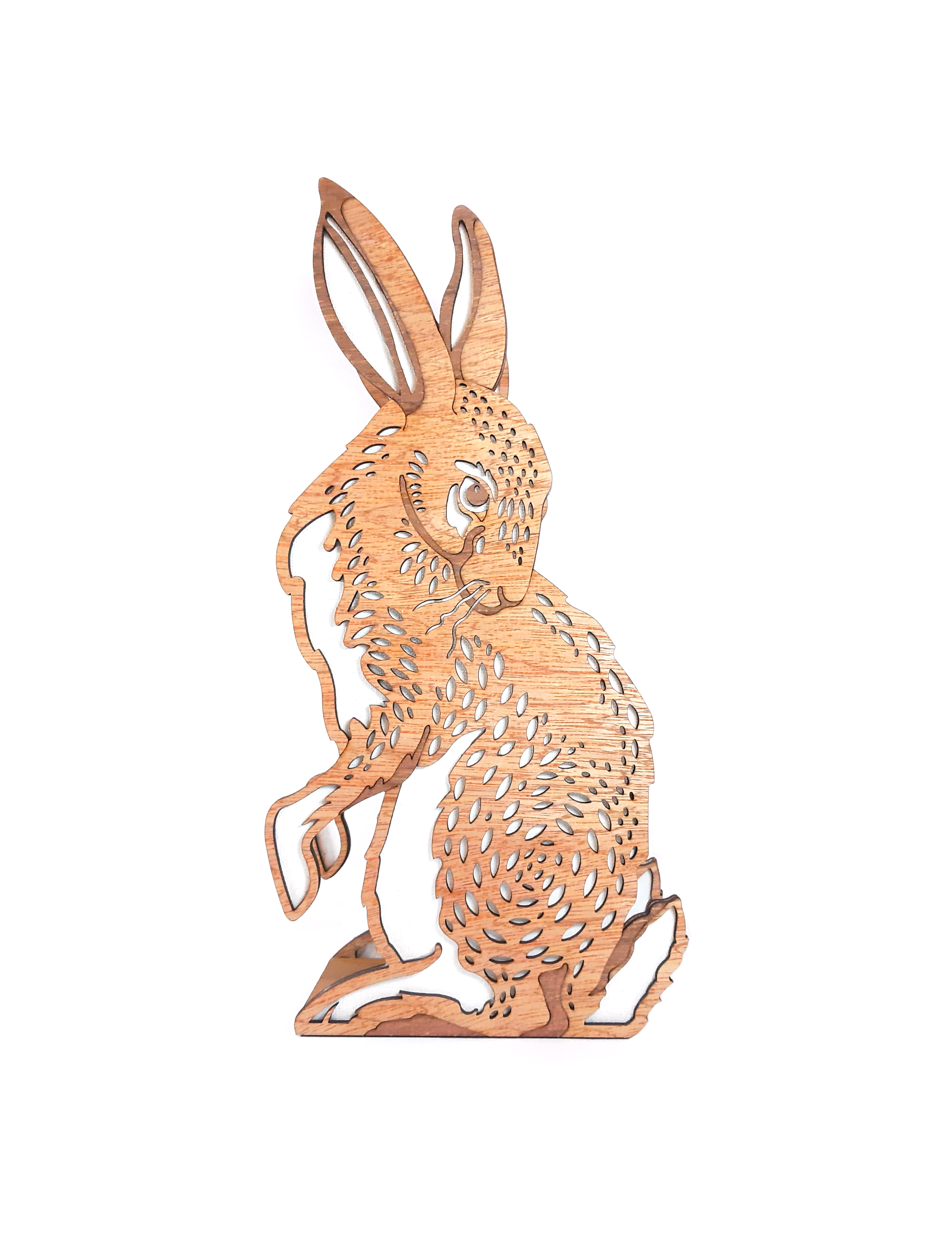 Mrs March Hare, Lamp