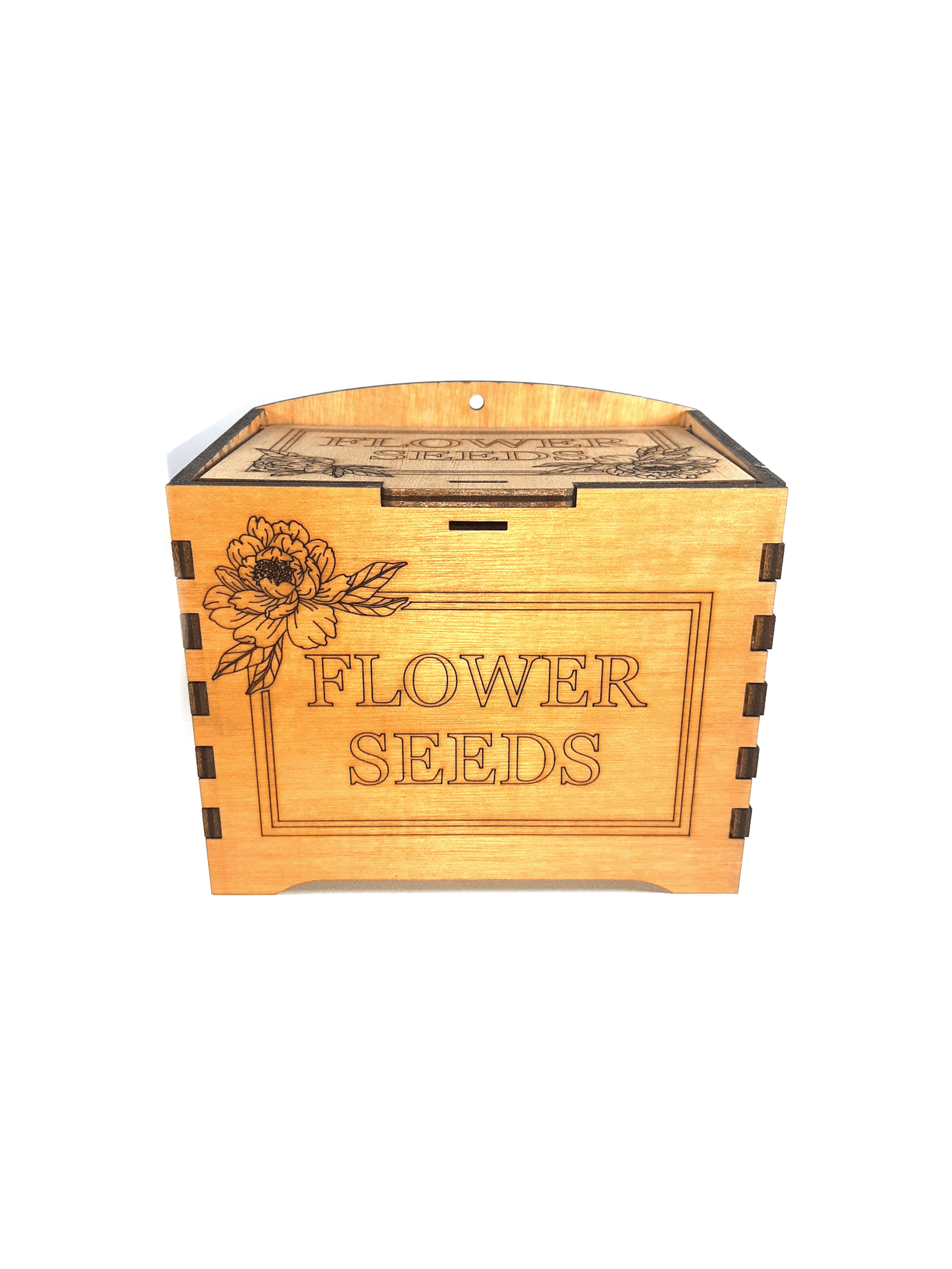 """Flower Seed"" box"