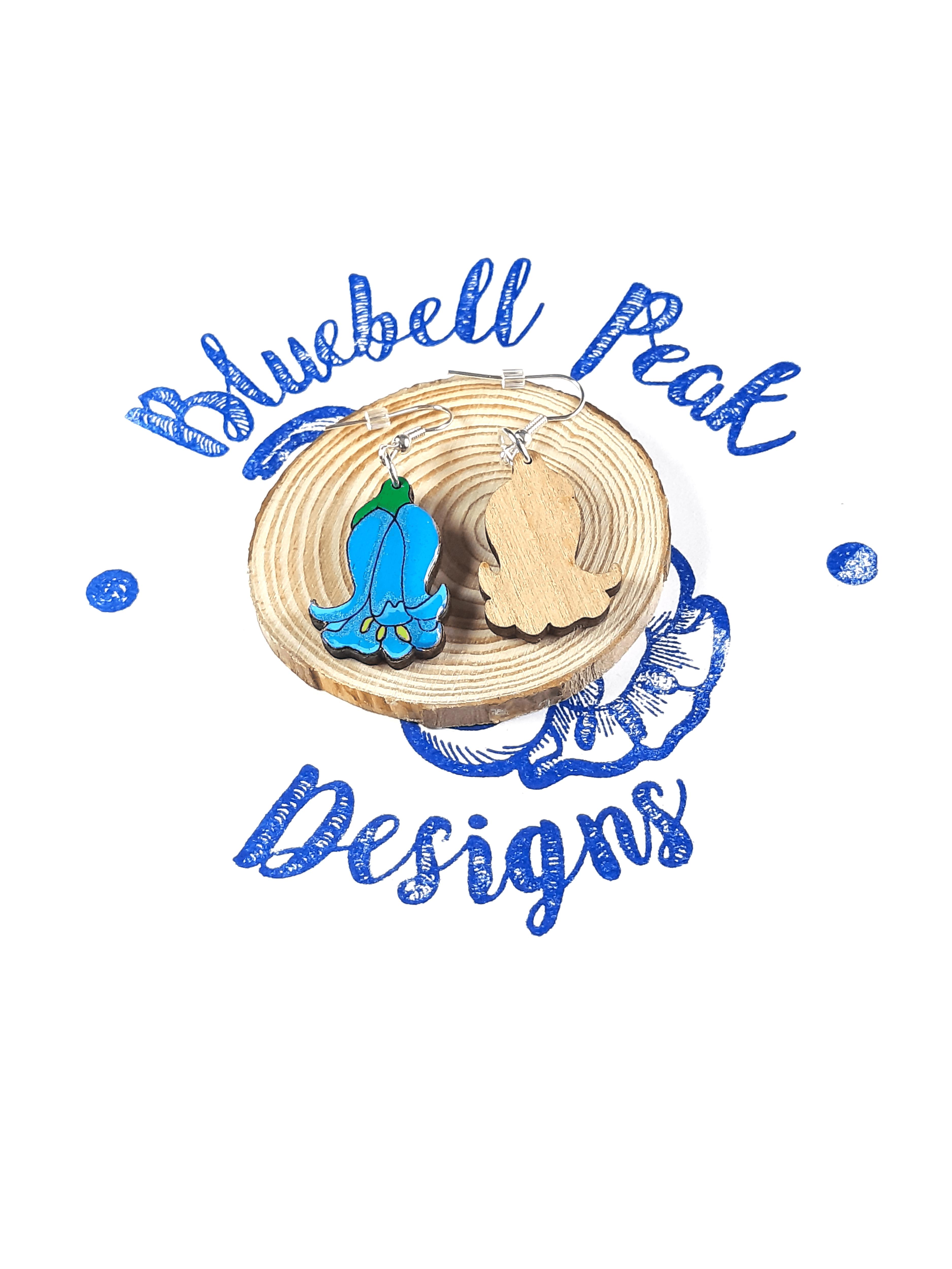 Bluebell - Drop Earring