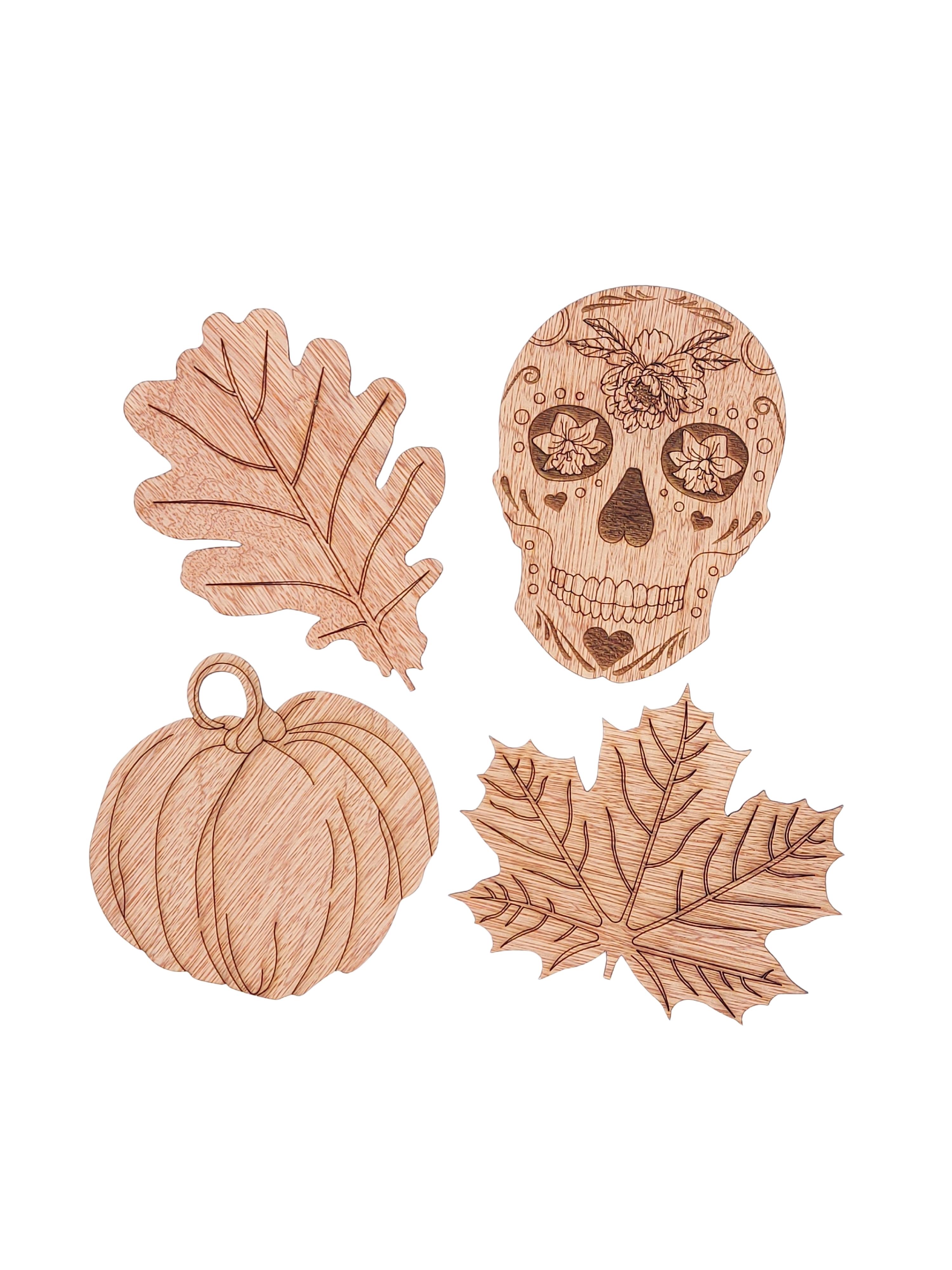 Autumn Coaster Set
