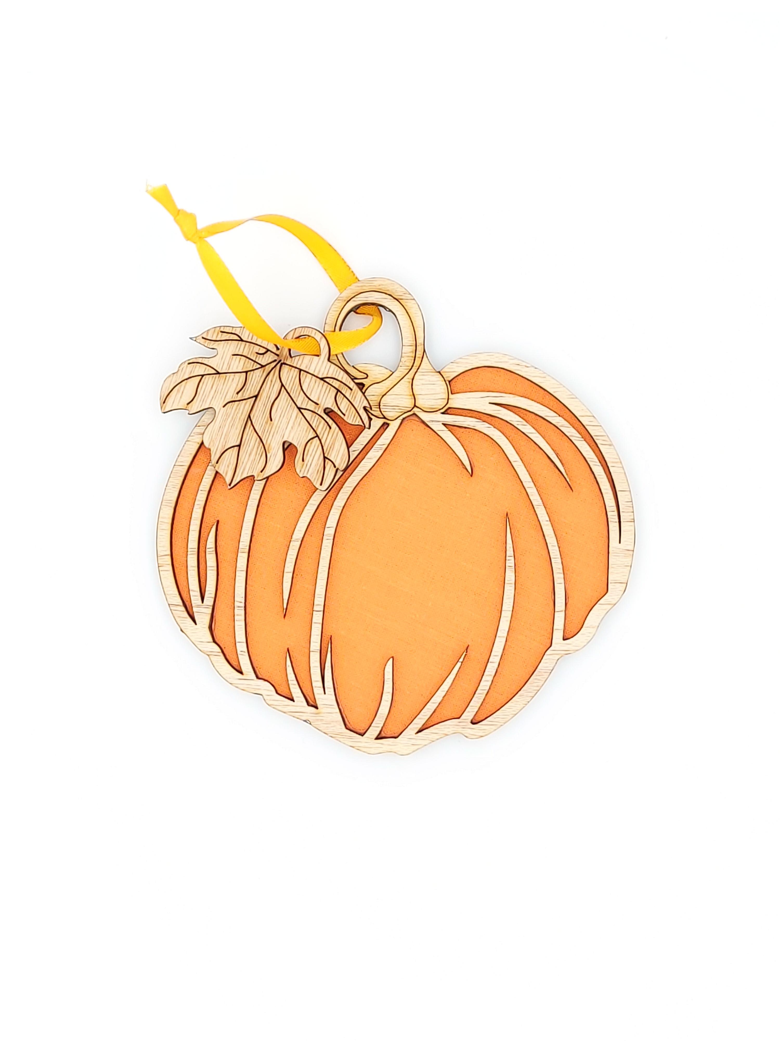 Pumpkin Hanging Decoration (Single)