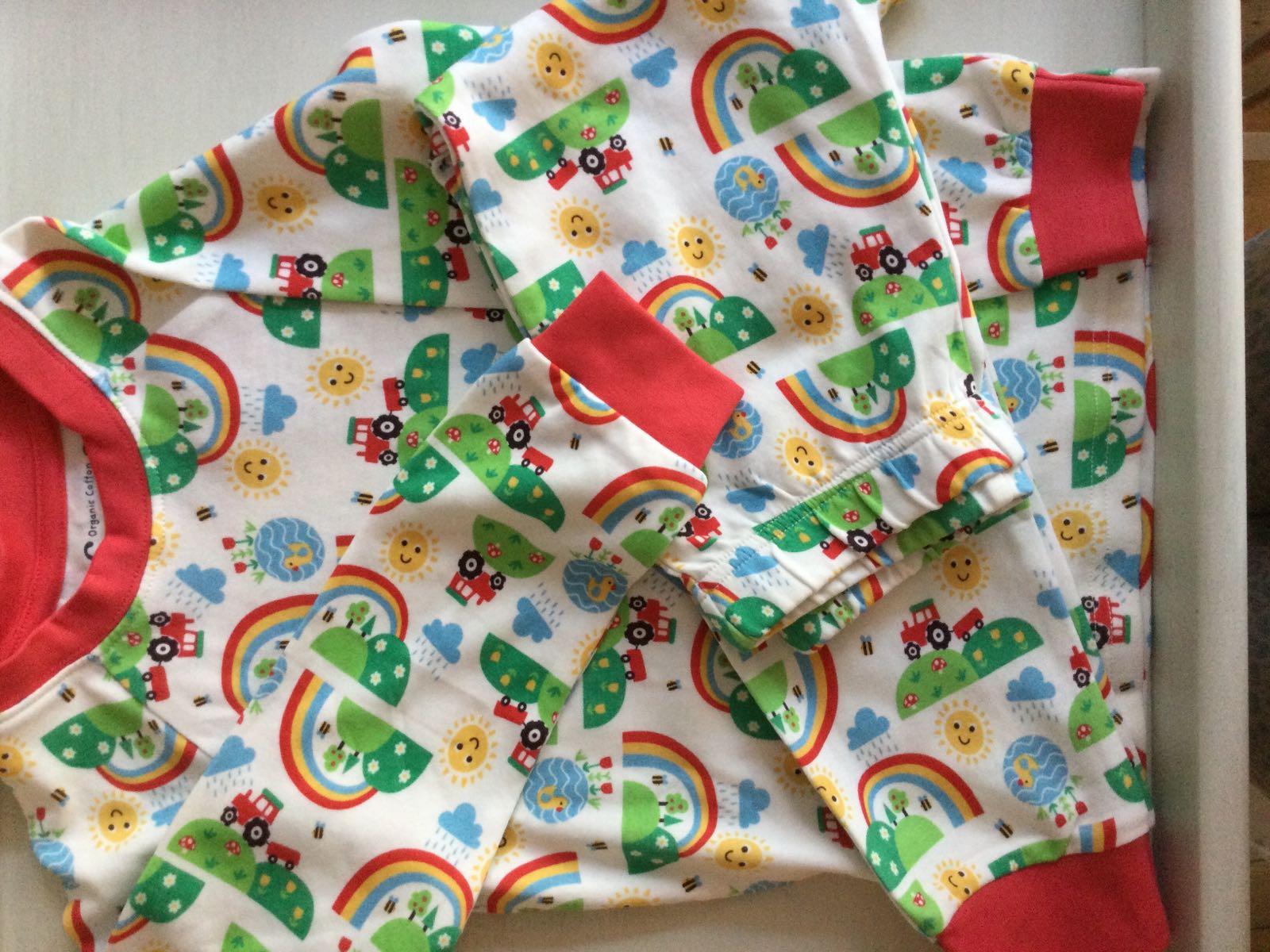 Frugi - Happy Days - Pyjamas
