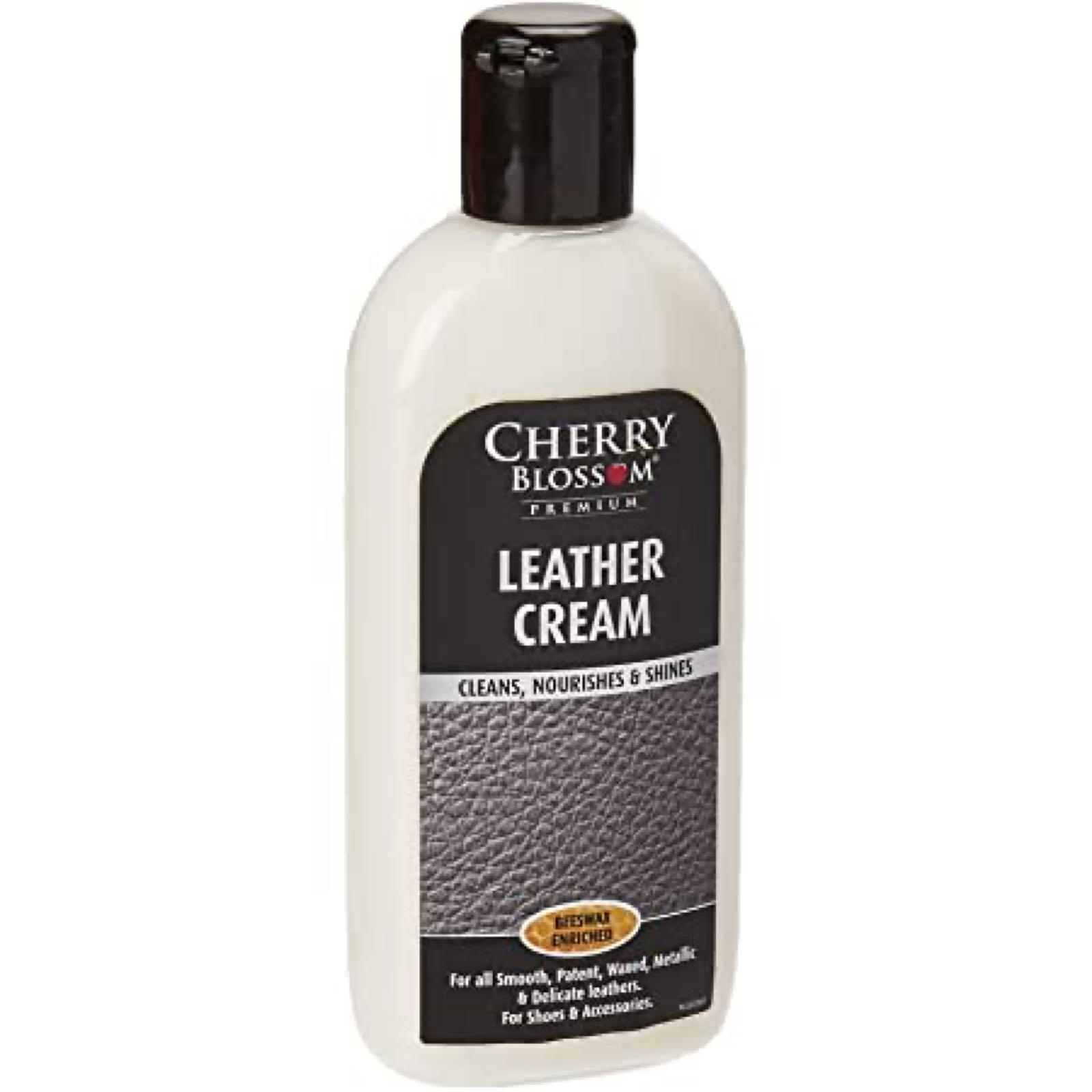 Cherry Blossom Leather Cream