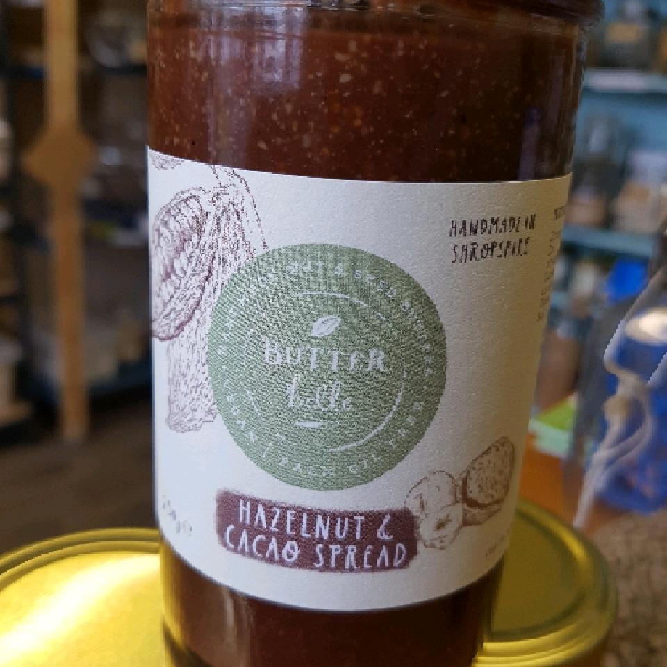 Hazelnut and Cacao Spread -250g