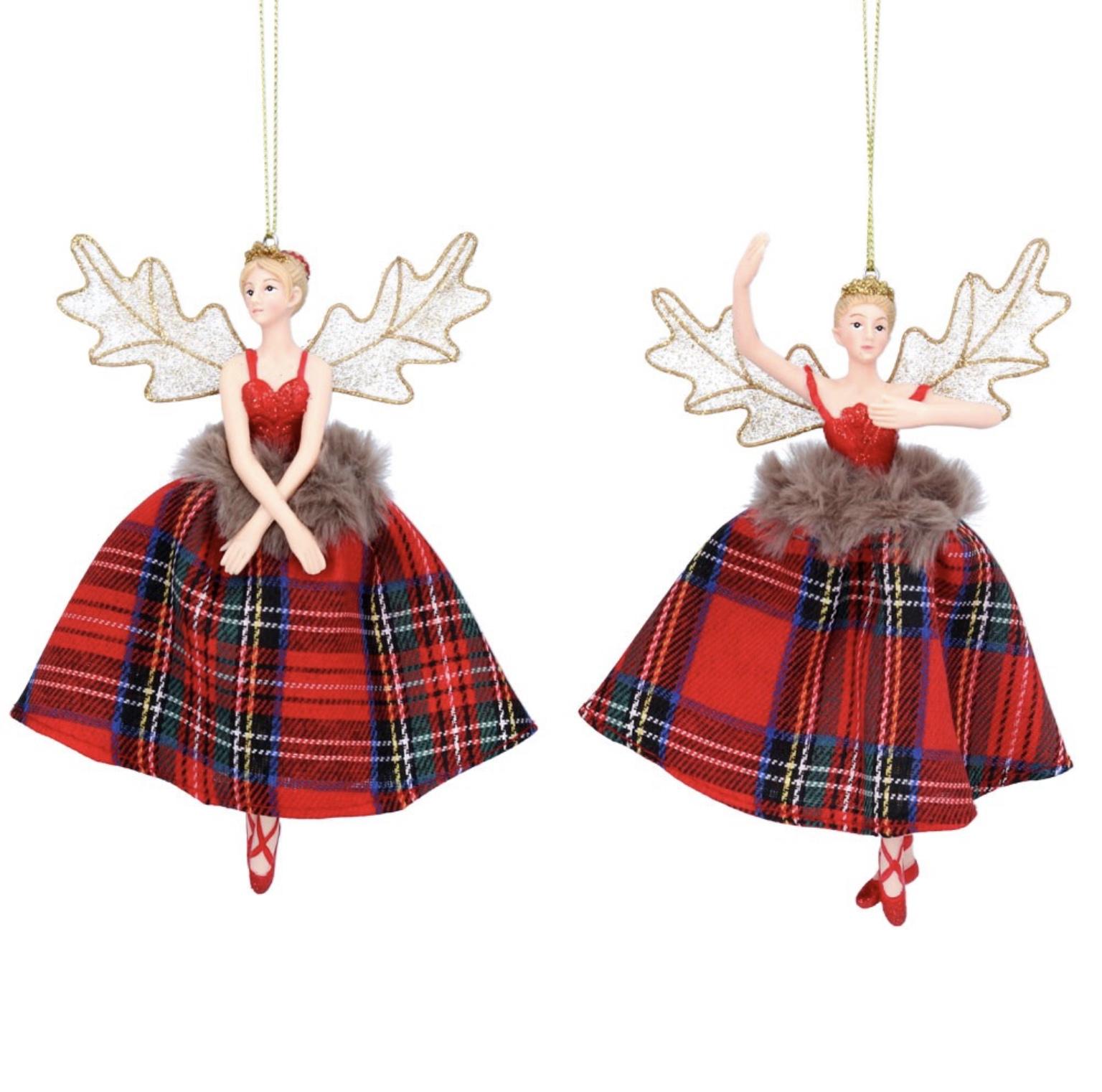 Tartan fairies