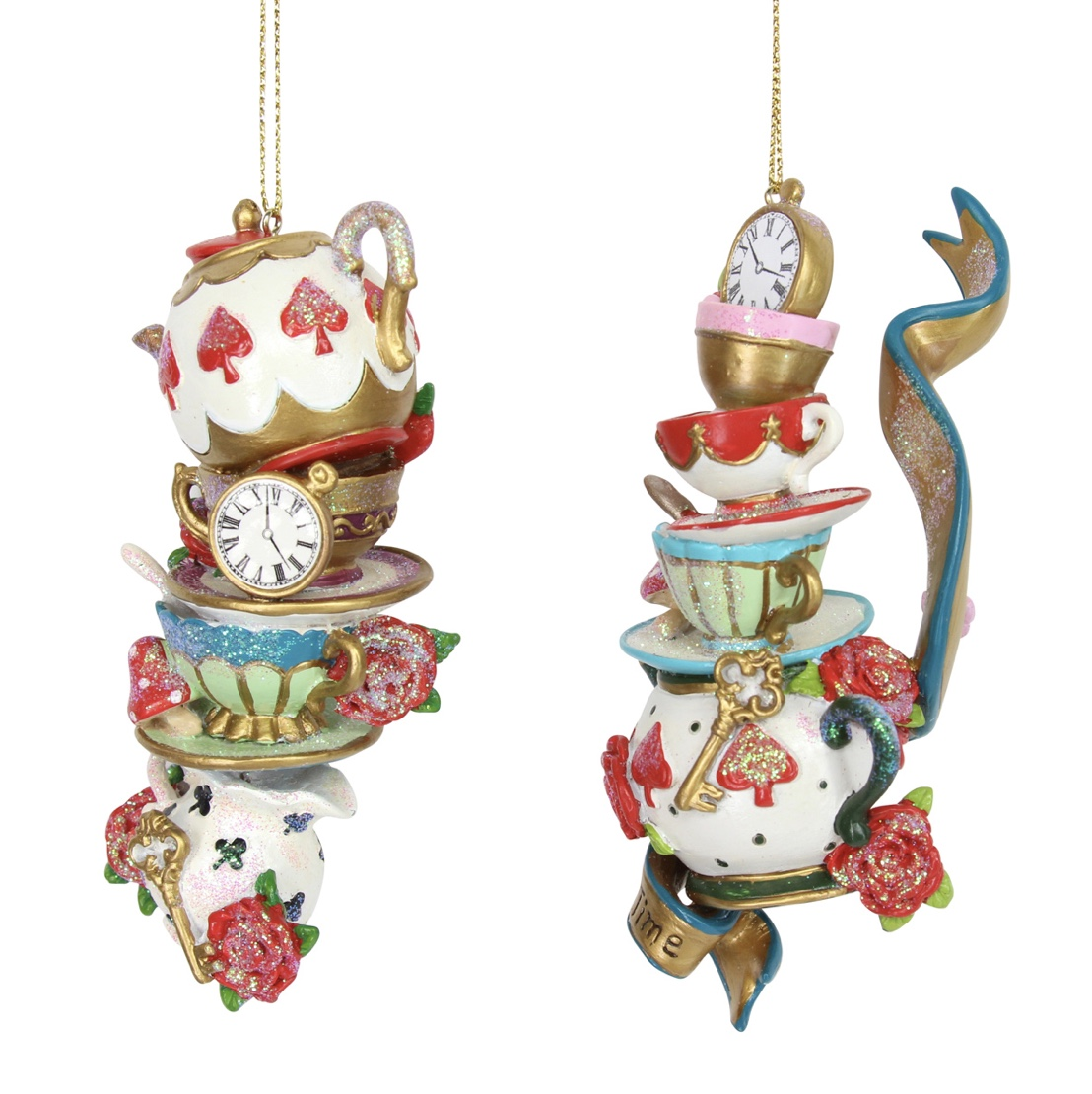 Alice in Wonderland - Tea Party Stacks