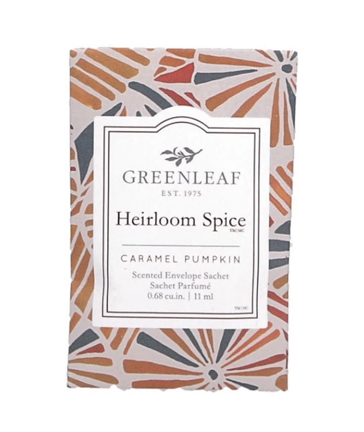 Heirloom spice sachet