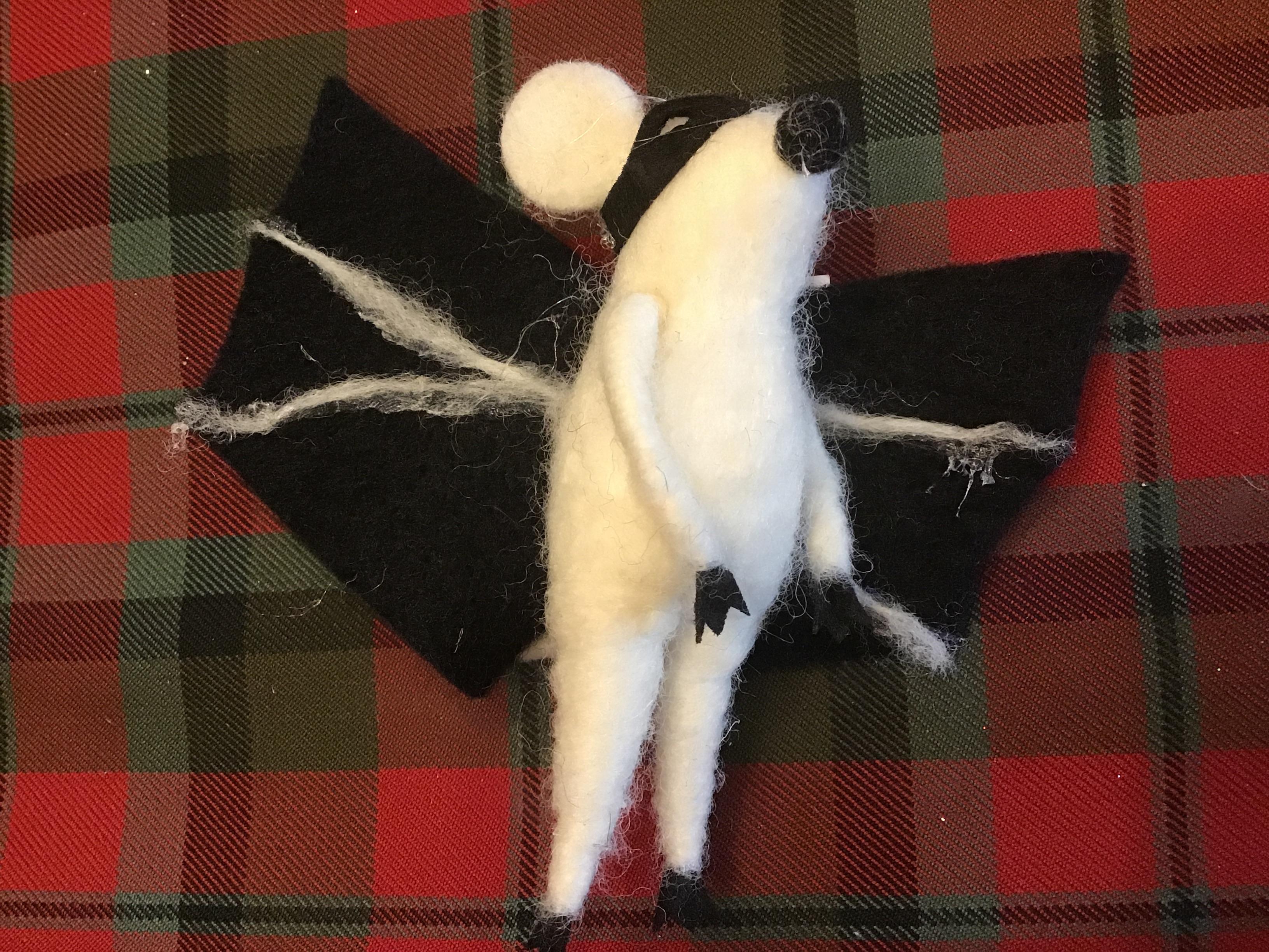 Halloween Bat Mouse