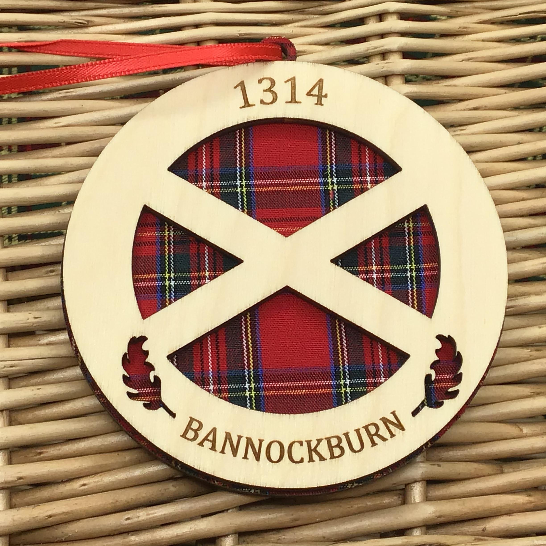 Bannockburn 1314 Royal Stewart