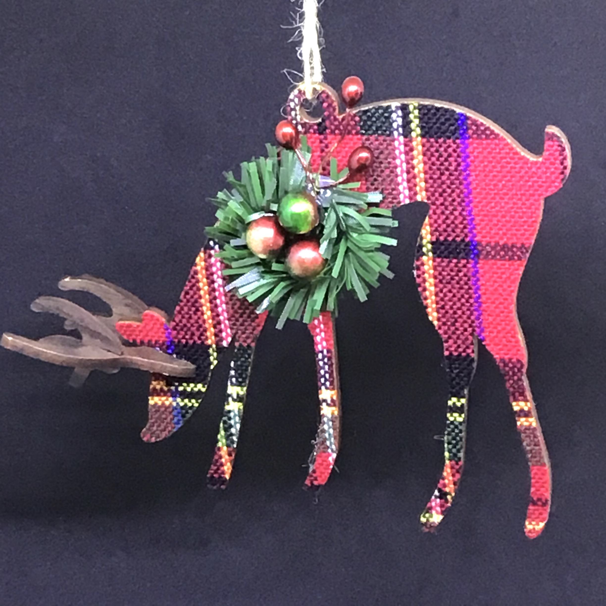 Christmas in a Box – Time for Tartan
