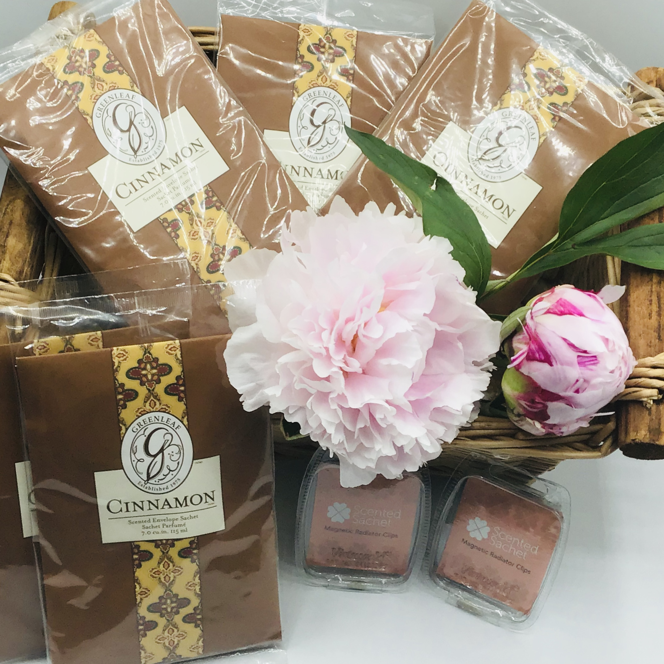 Cinnamon Scented Sachet Bundle