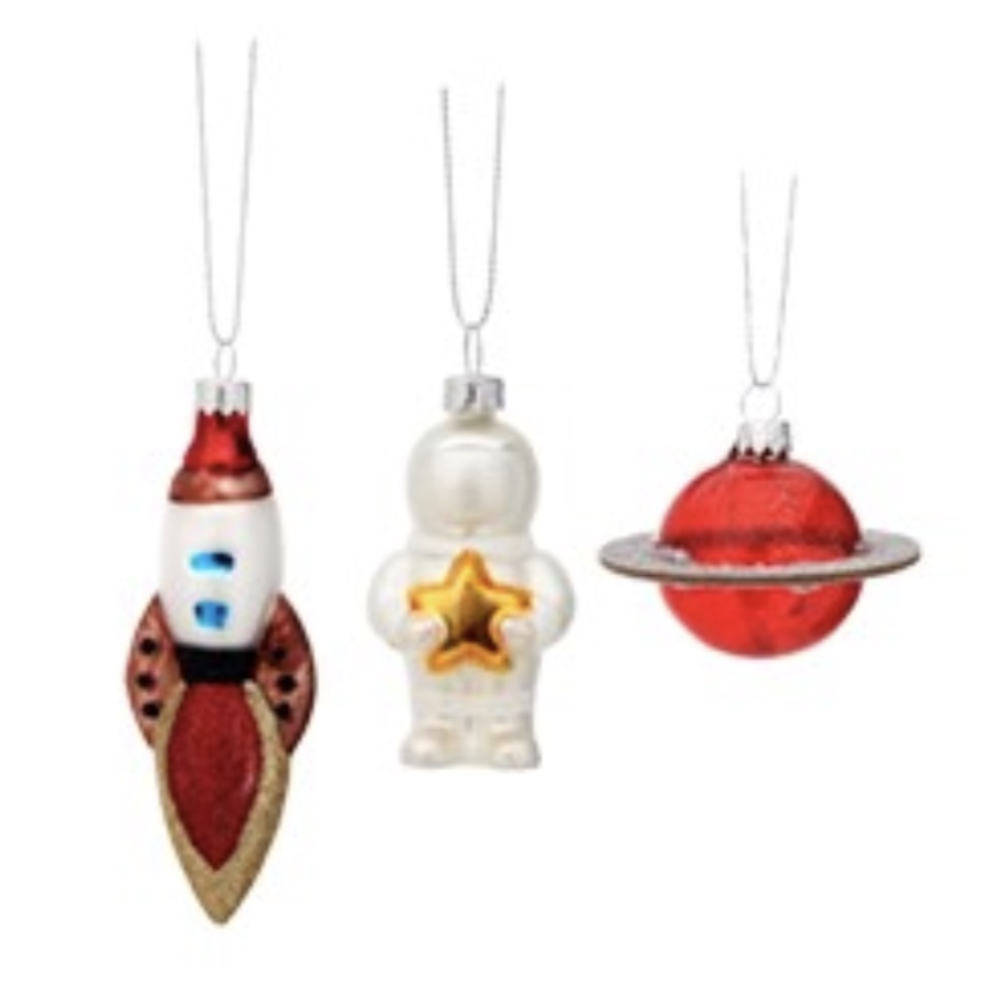 Outer Space Set of 3