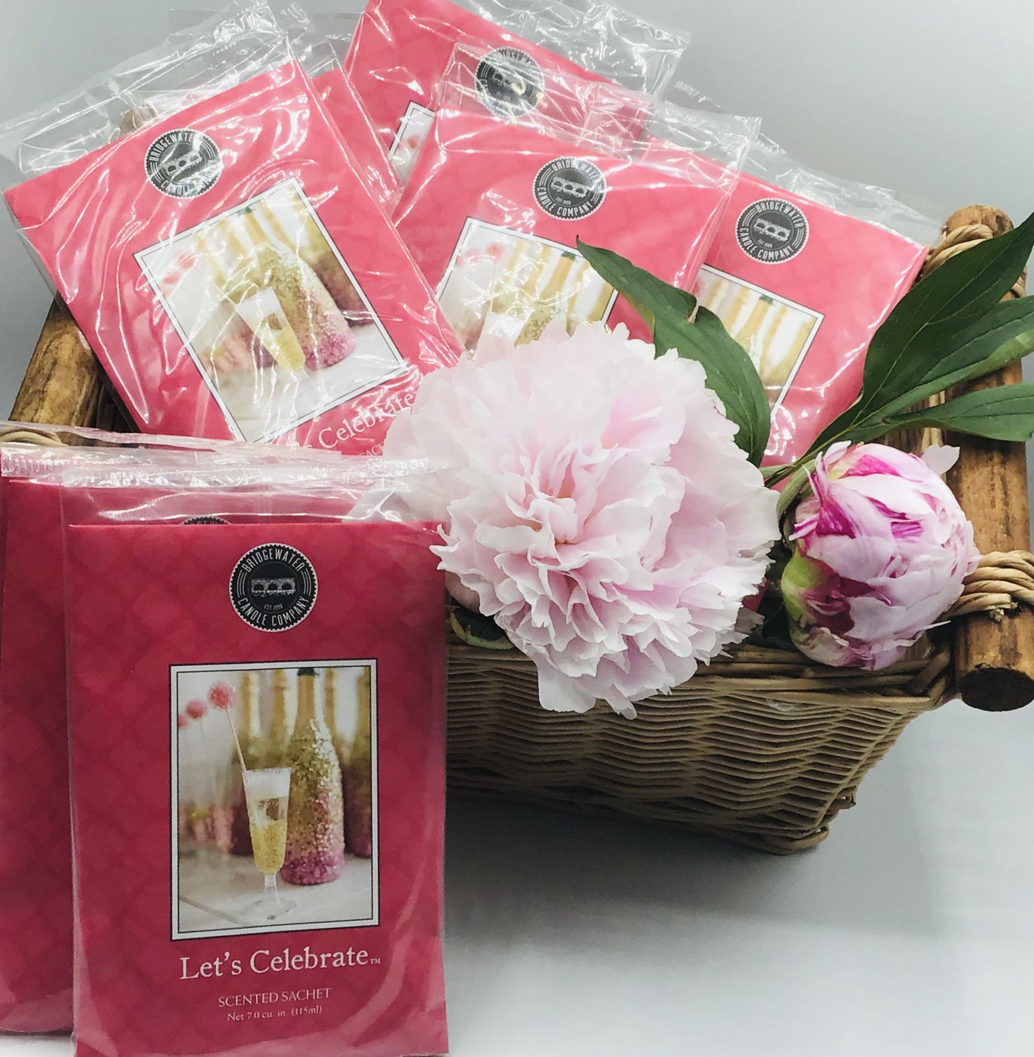 Lets Celebrate Scented Sachet Bundle
