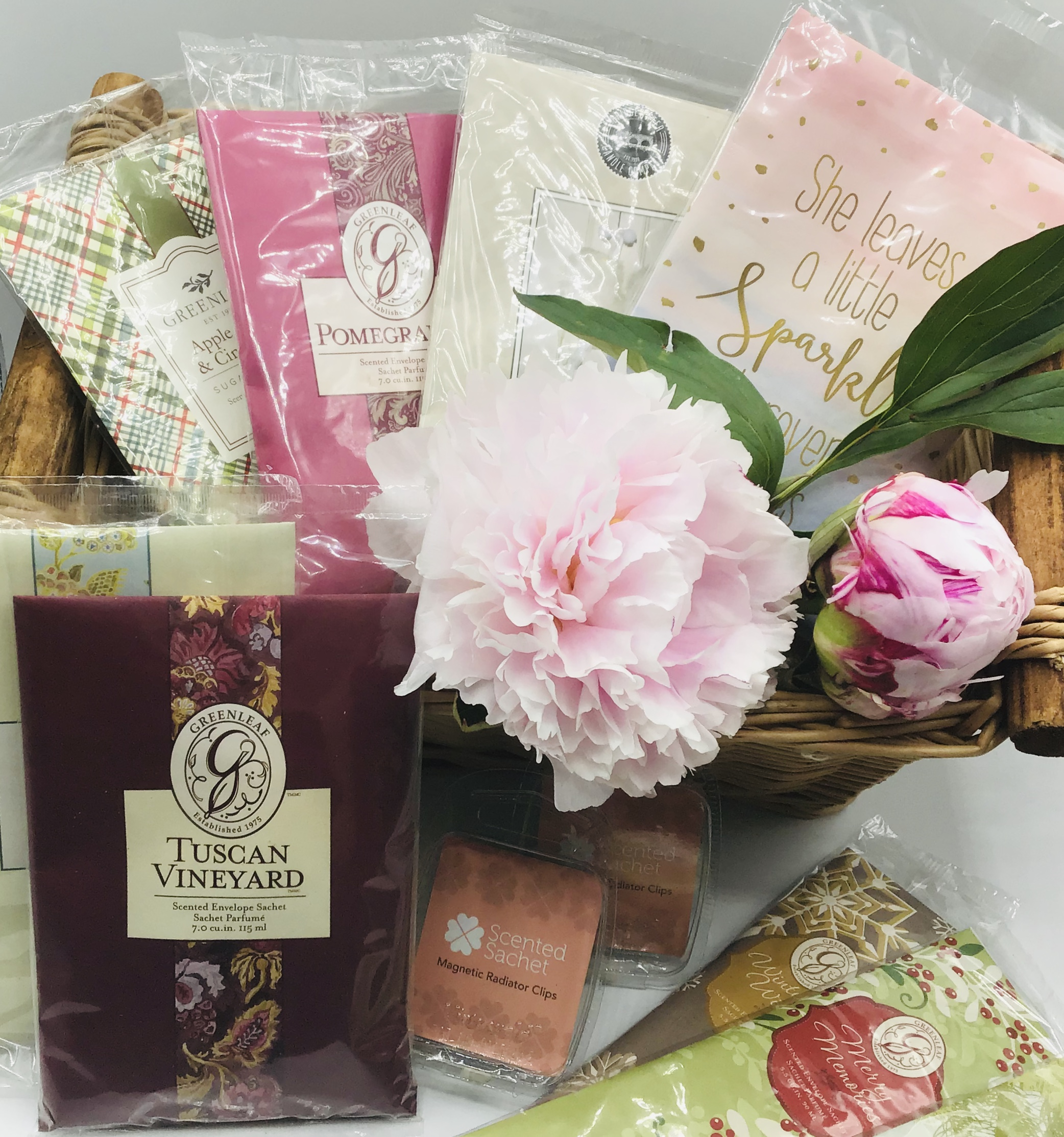 Bella Freesia Scented Sachet Bundle