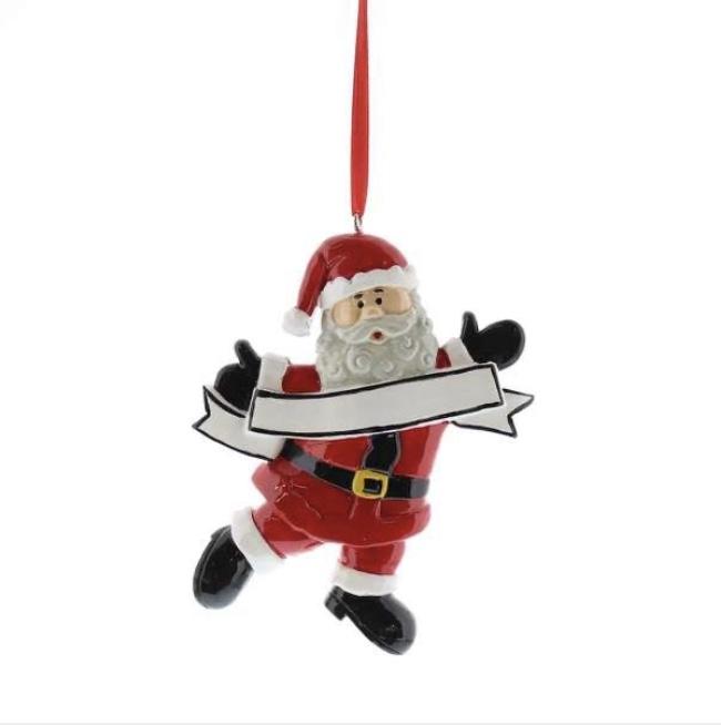 Personalisable Santa
