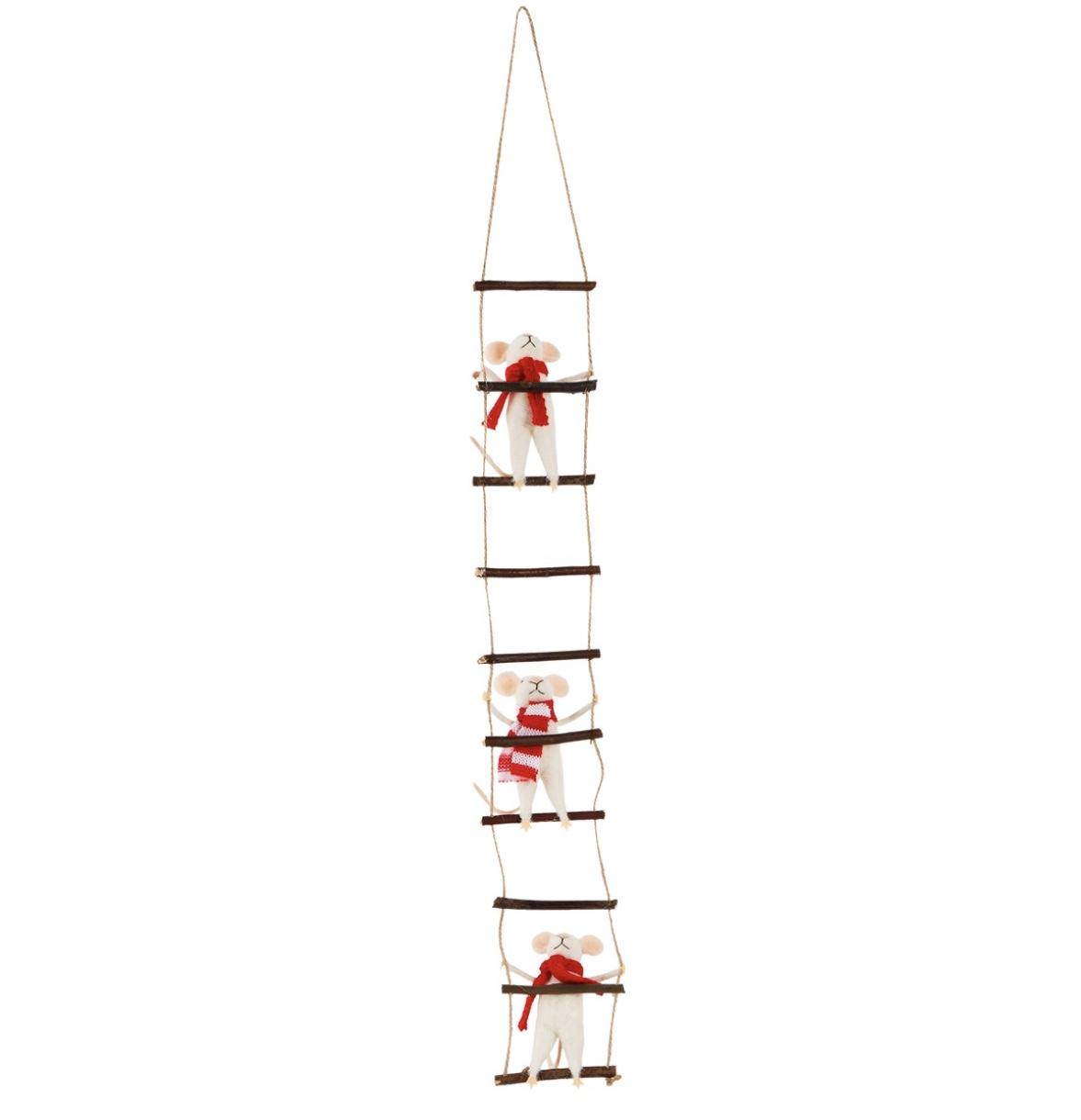 Climbing Mice Ladder