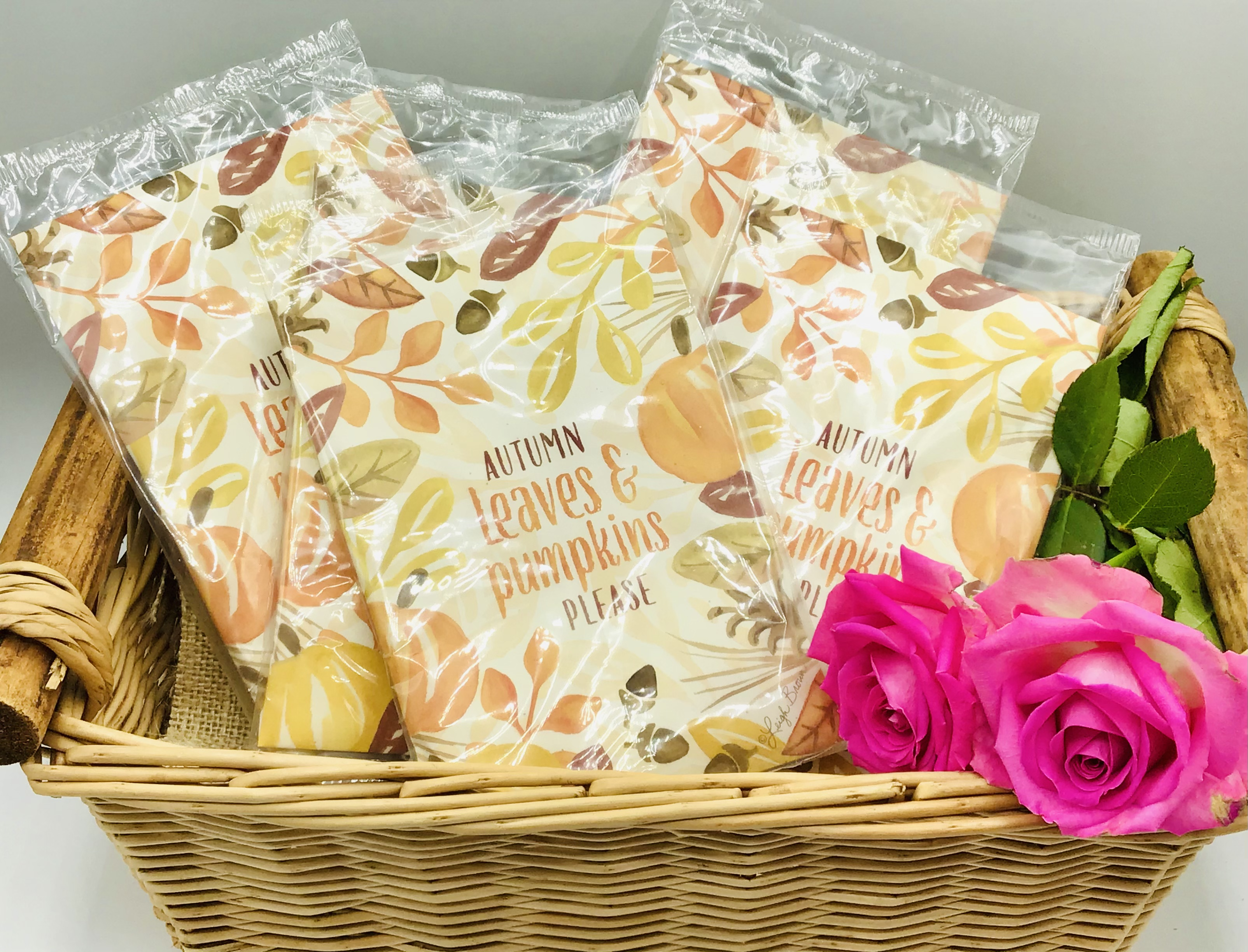 Autumn Leaves & Pumpkin Bundle