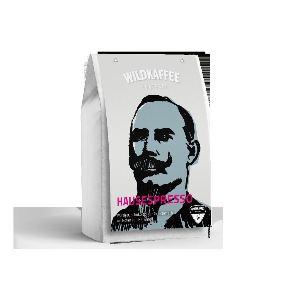 Wildkaffee Hausespresso