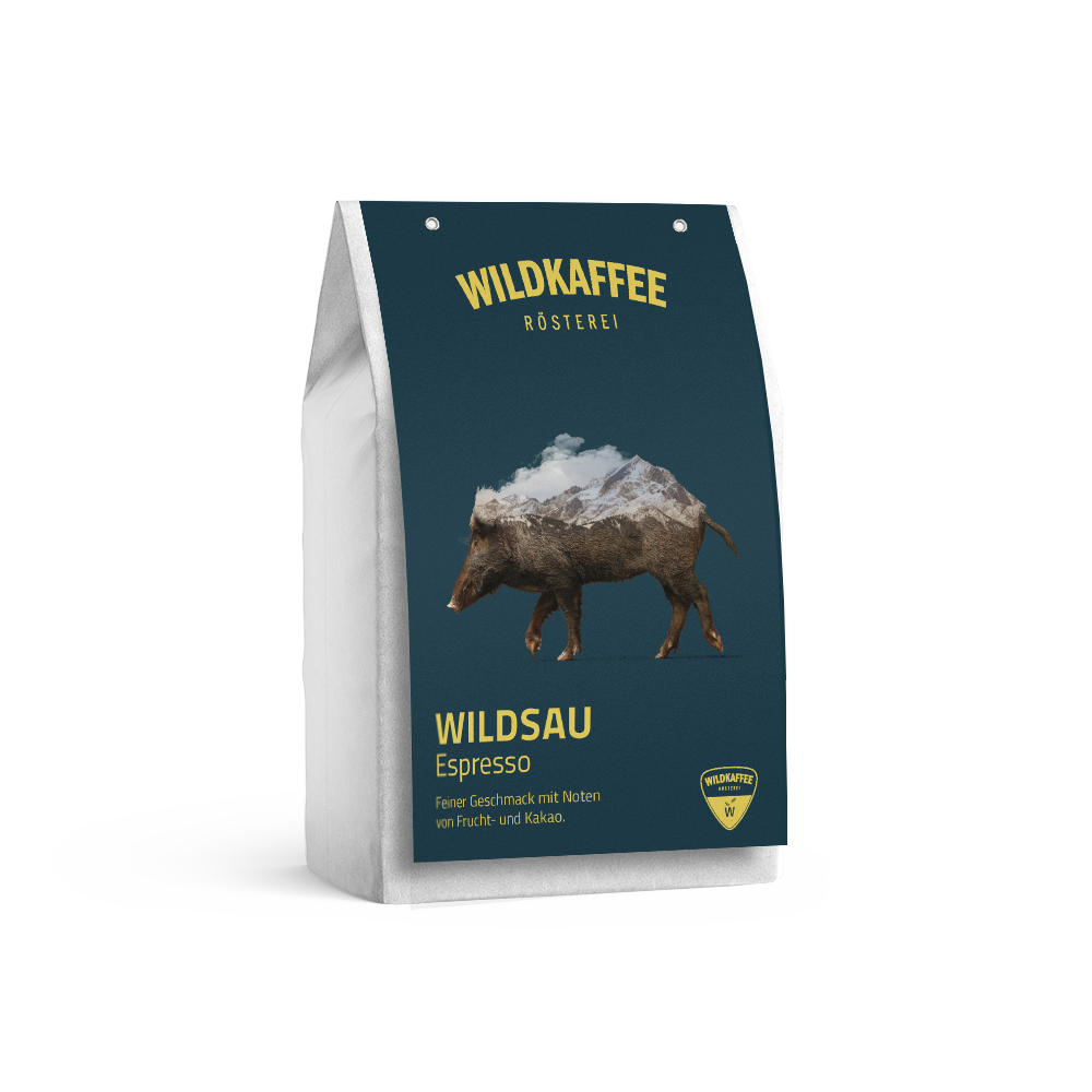 Wildkaffee Wildsau