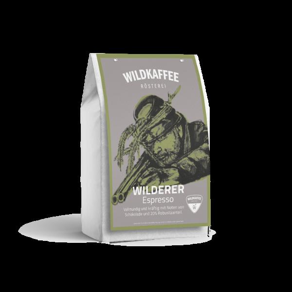 Wildkaffee Wilderer