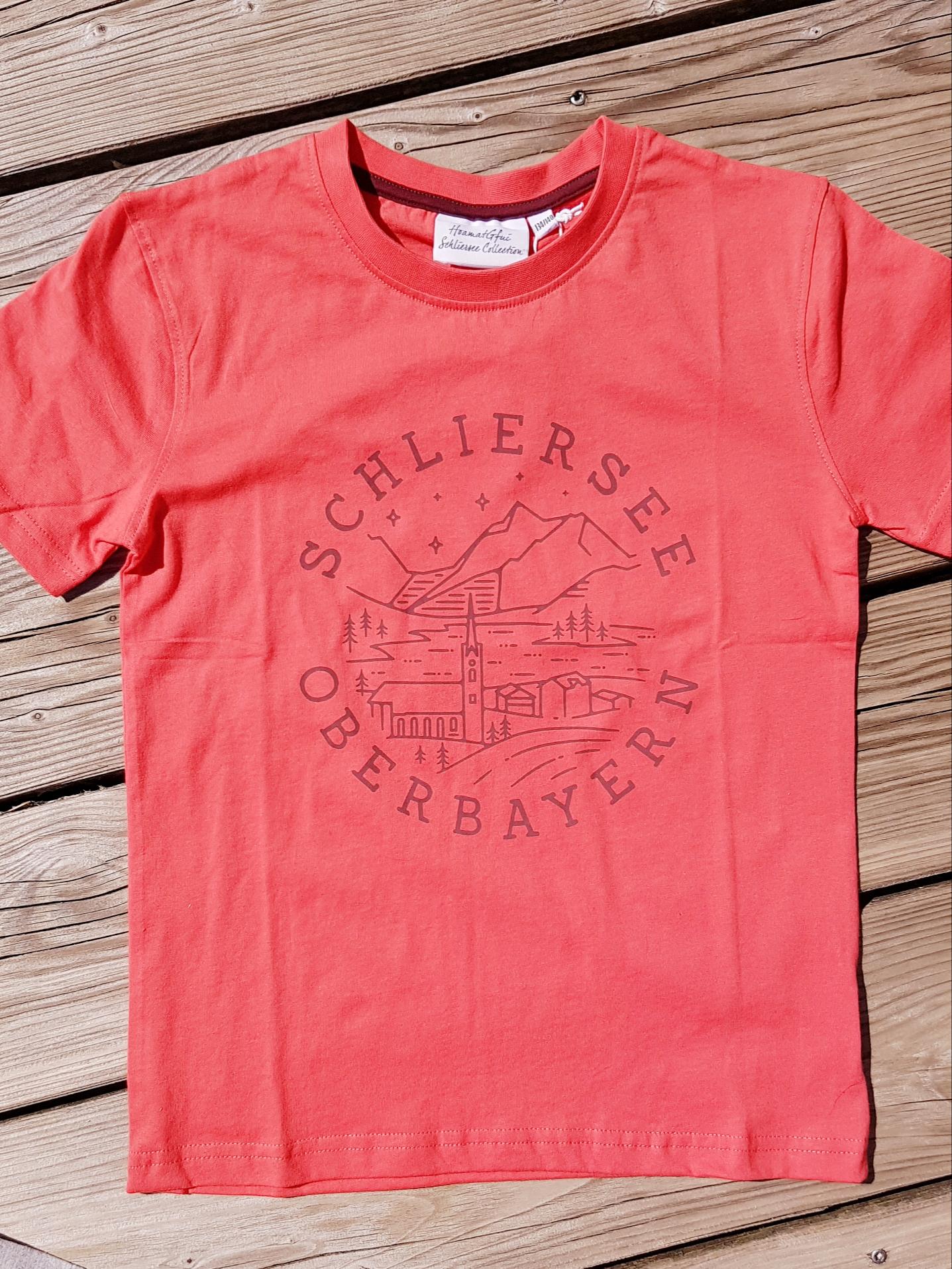 Schliersee Kinder T-Shirt