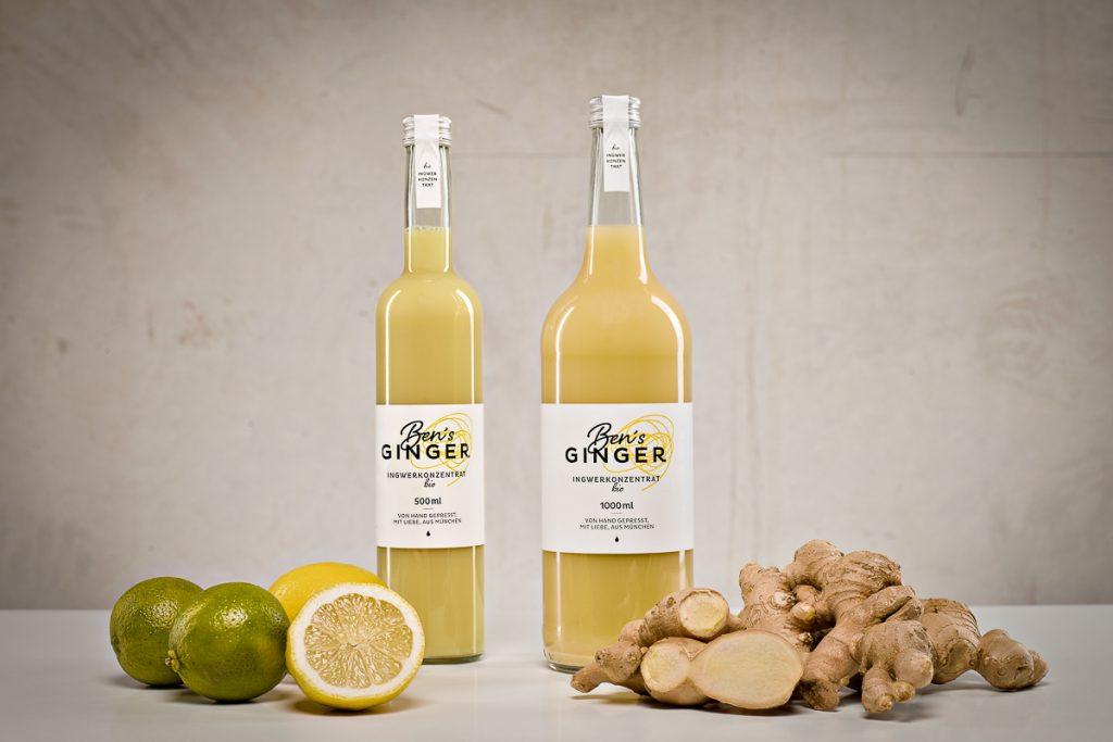 Ben´s Ginger
