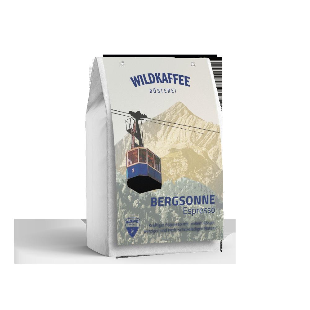 Wildkaffee Bergsonne