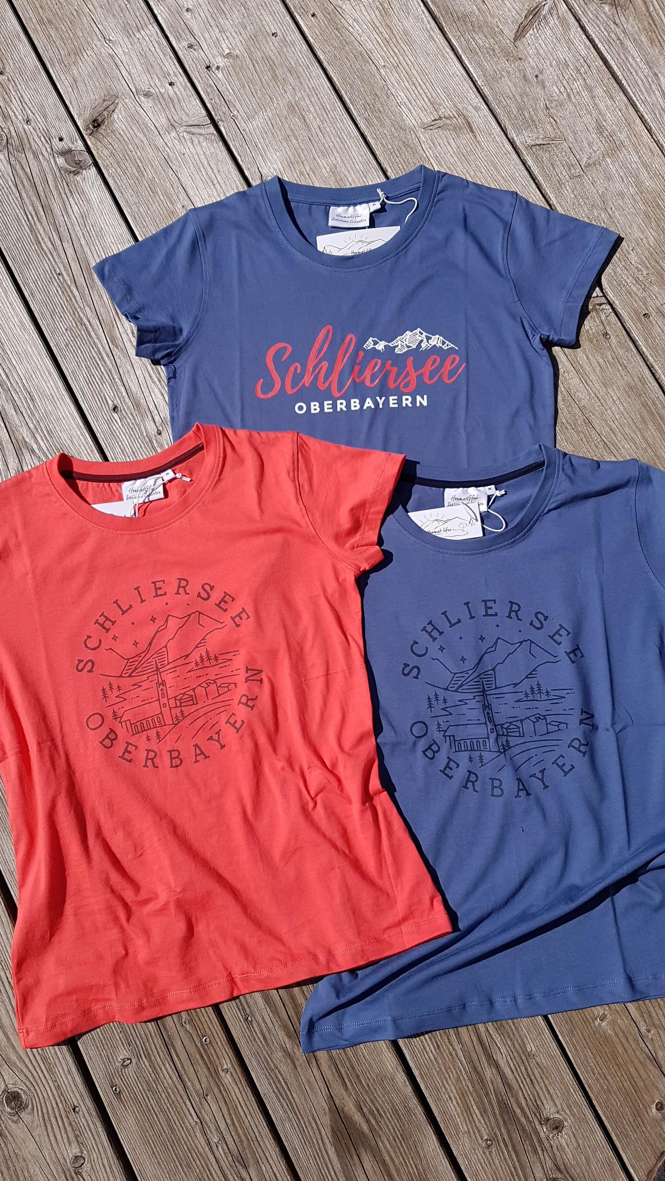 Schliersee Damen T-Shirt